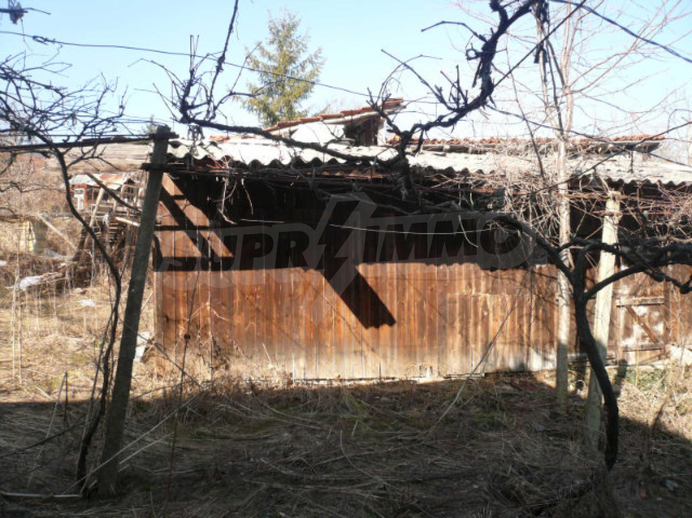 Haus 10 km von Belogradchik 31