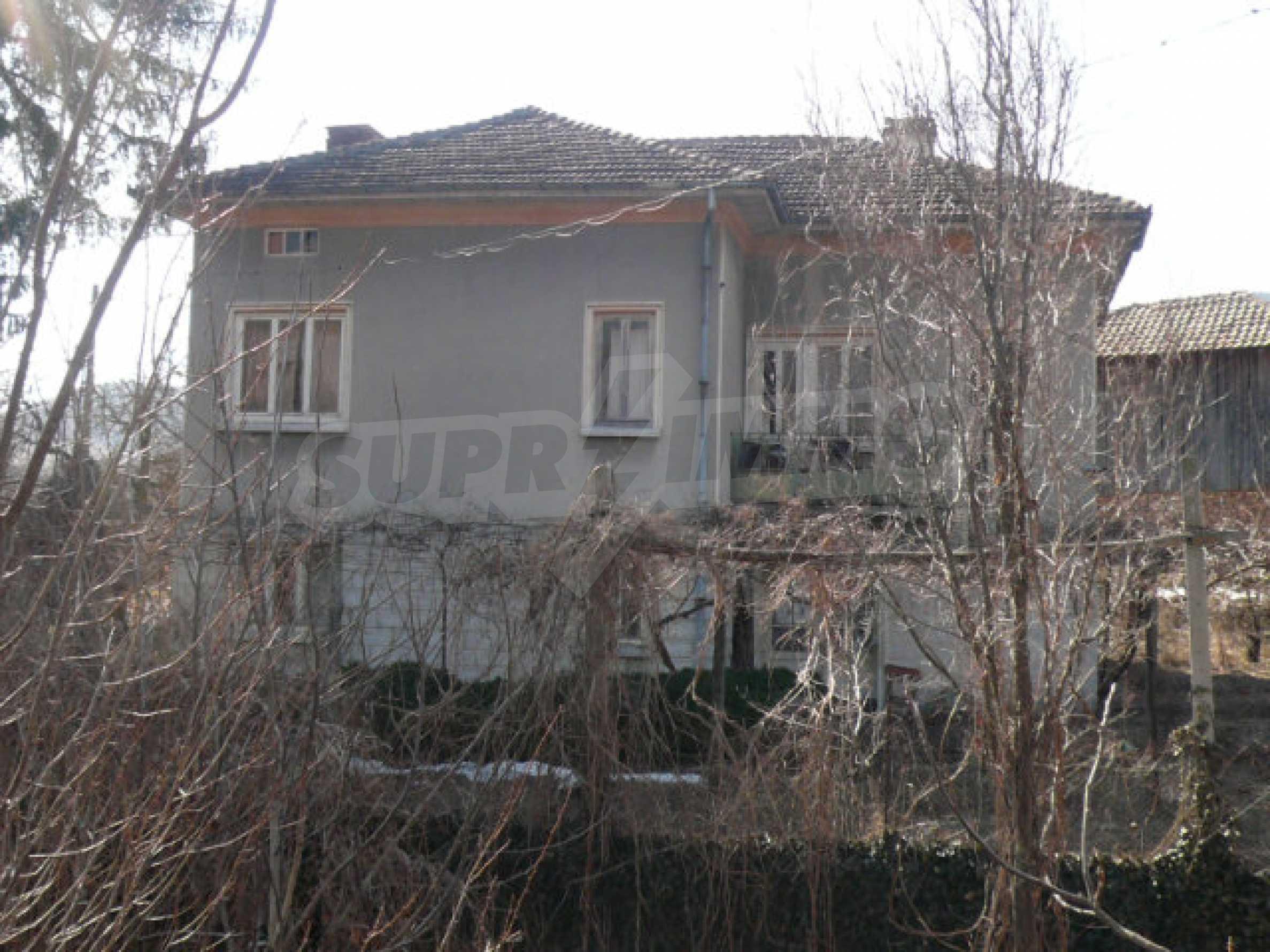 Haus 10 km von Belogradchik 3
