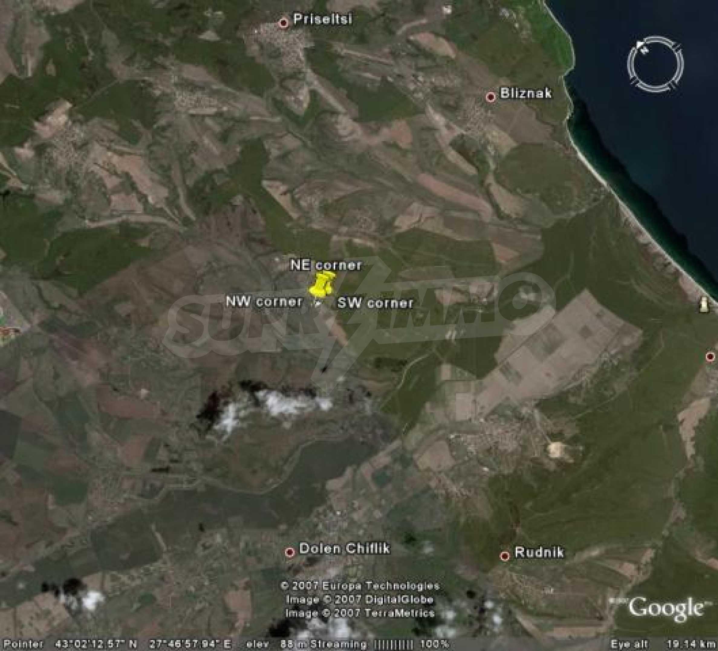 Grundstück zum Verkauf in Kitka Dorf 1