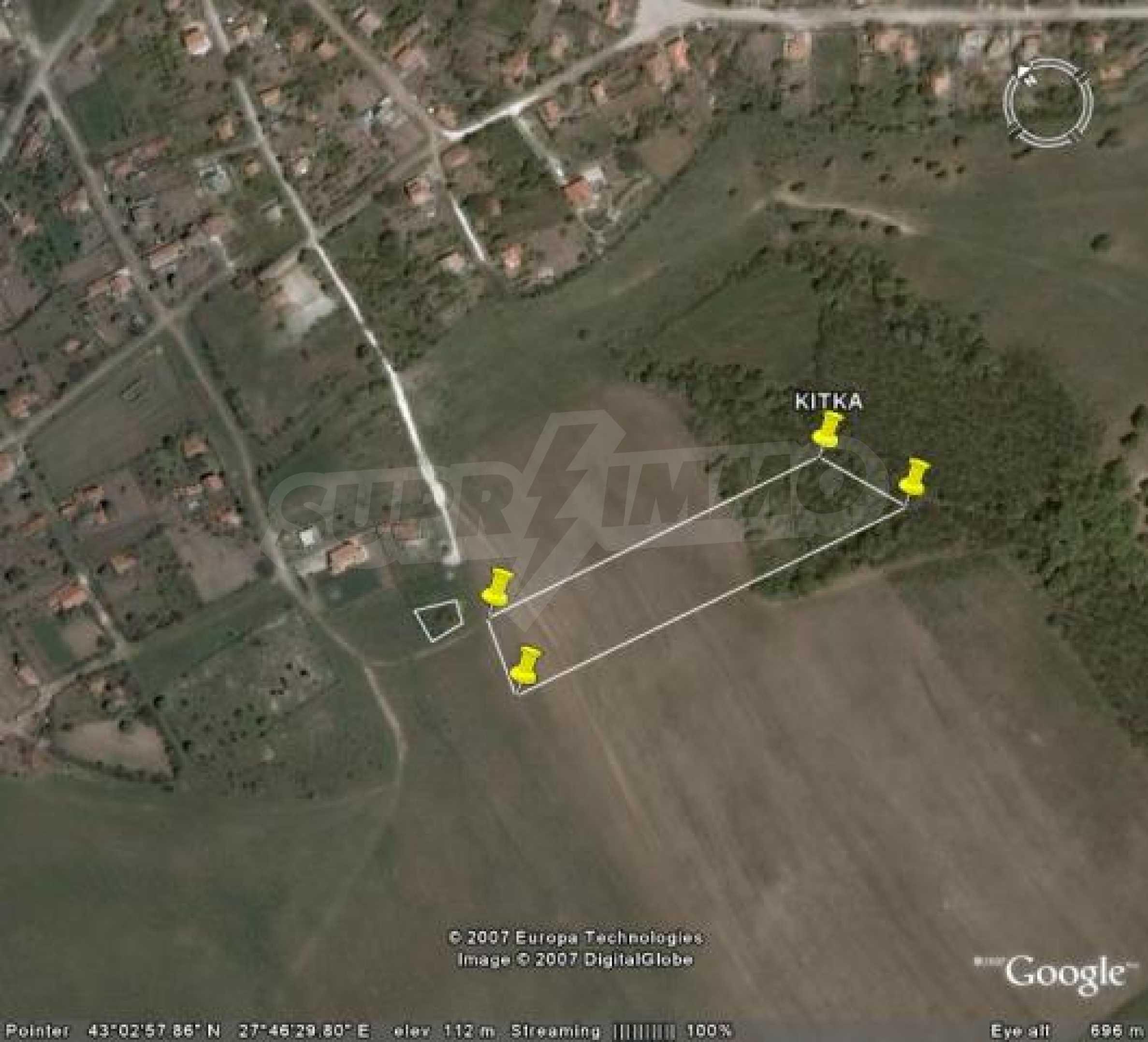 Grundstück zum Verkauf in Kitka Dorf 4
