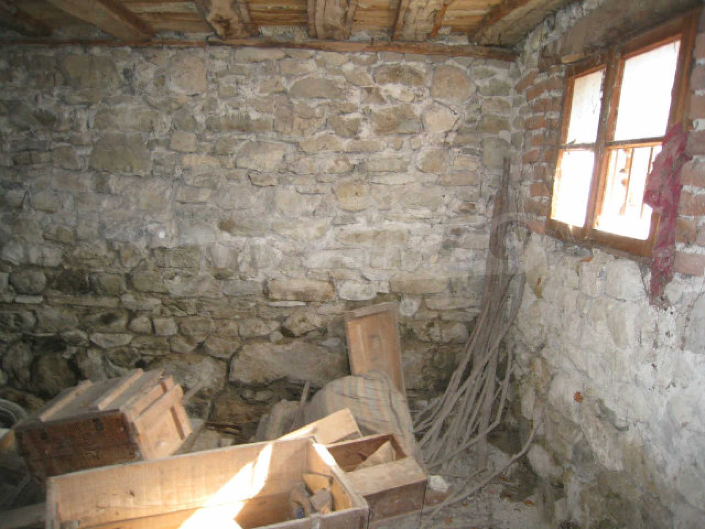 Old house with yard 70 km from Sofia 24