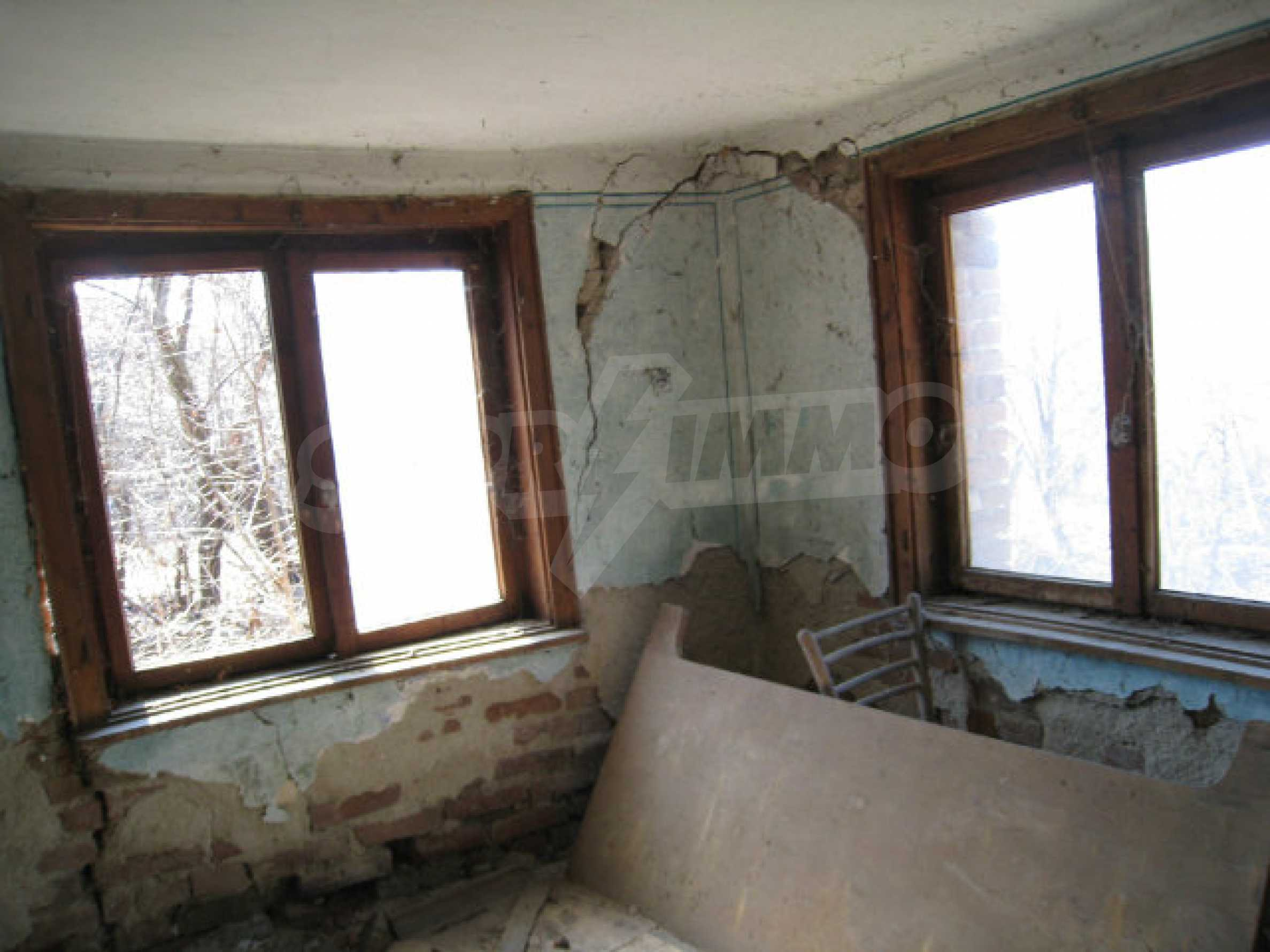 Old house with yard 70 km from Sofia 29