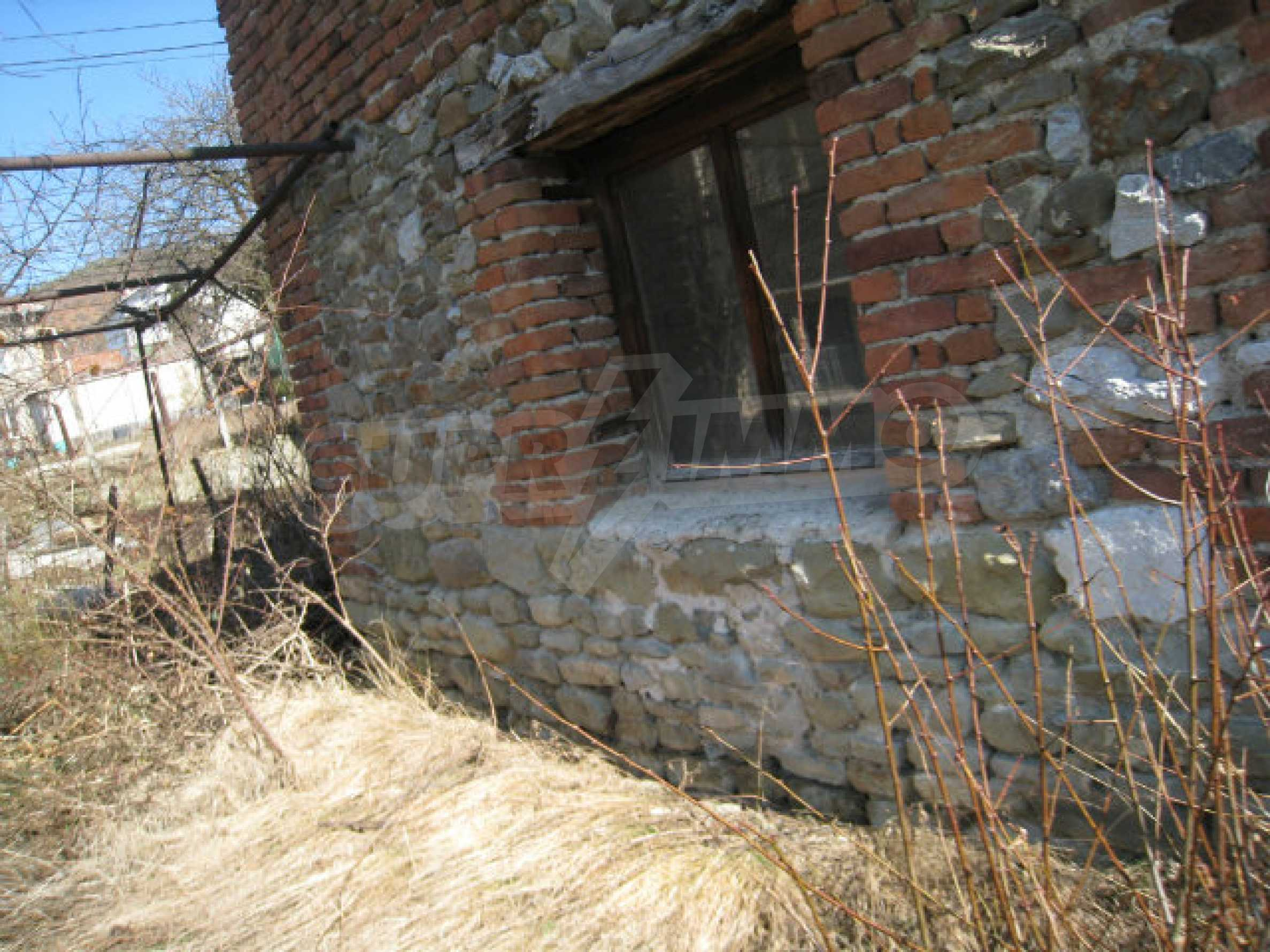 Old house with yard 70 km from Sofia 32