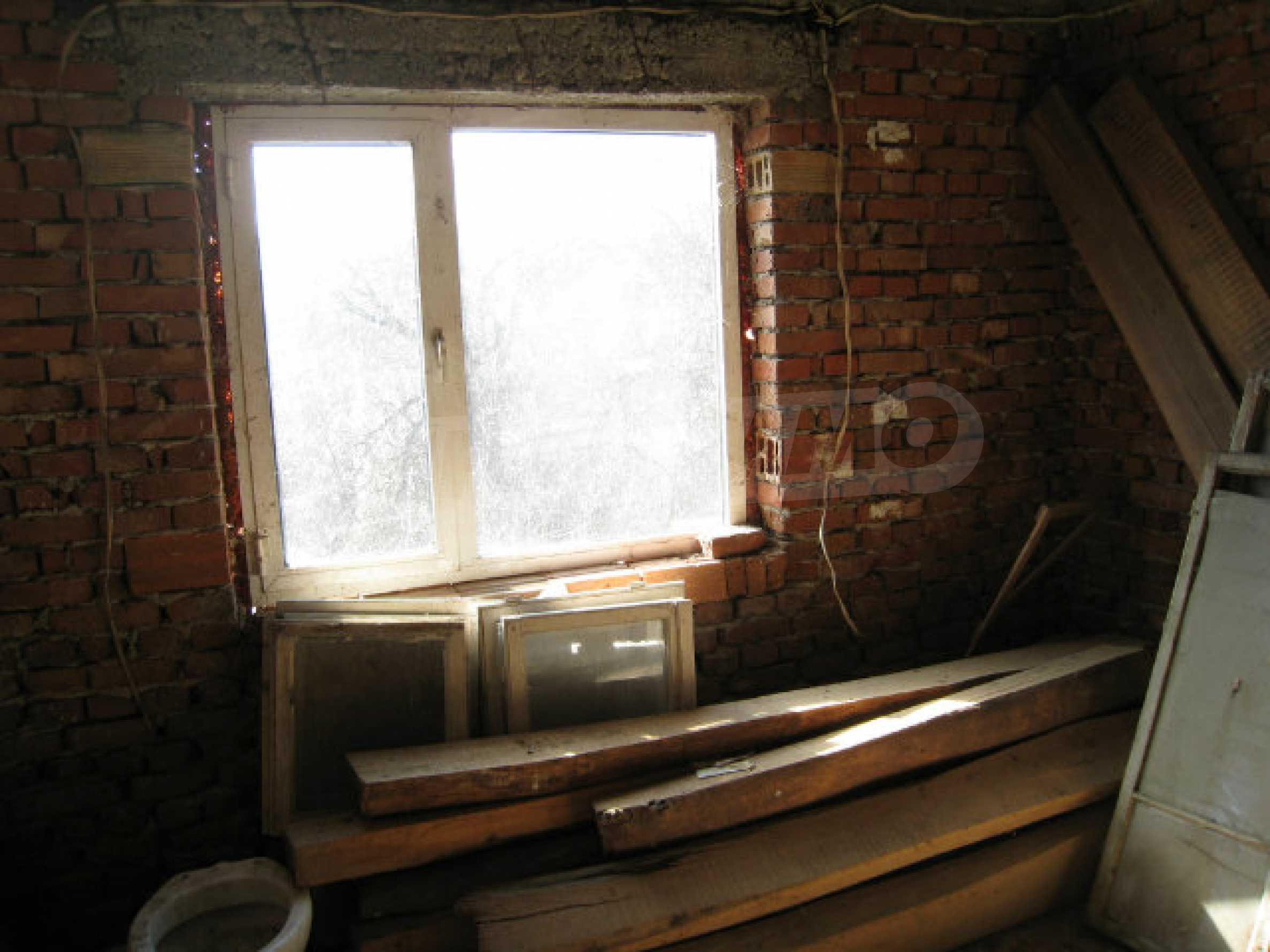 Alte und neue Häuser mit Hof im Dorf 21 km von Kyustendil 9