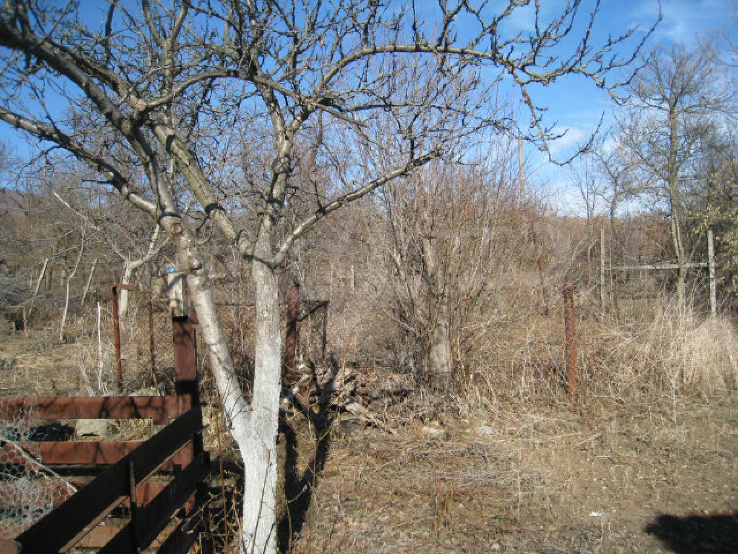 Alte und neue Häuser mit Hof im Dorf 21 km von Kyustendil 45