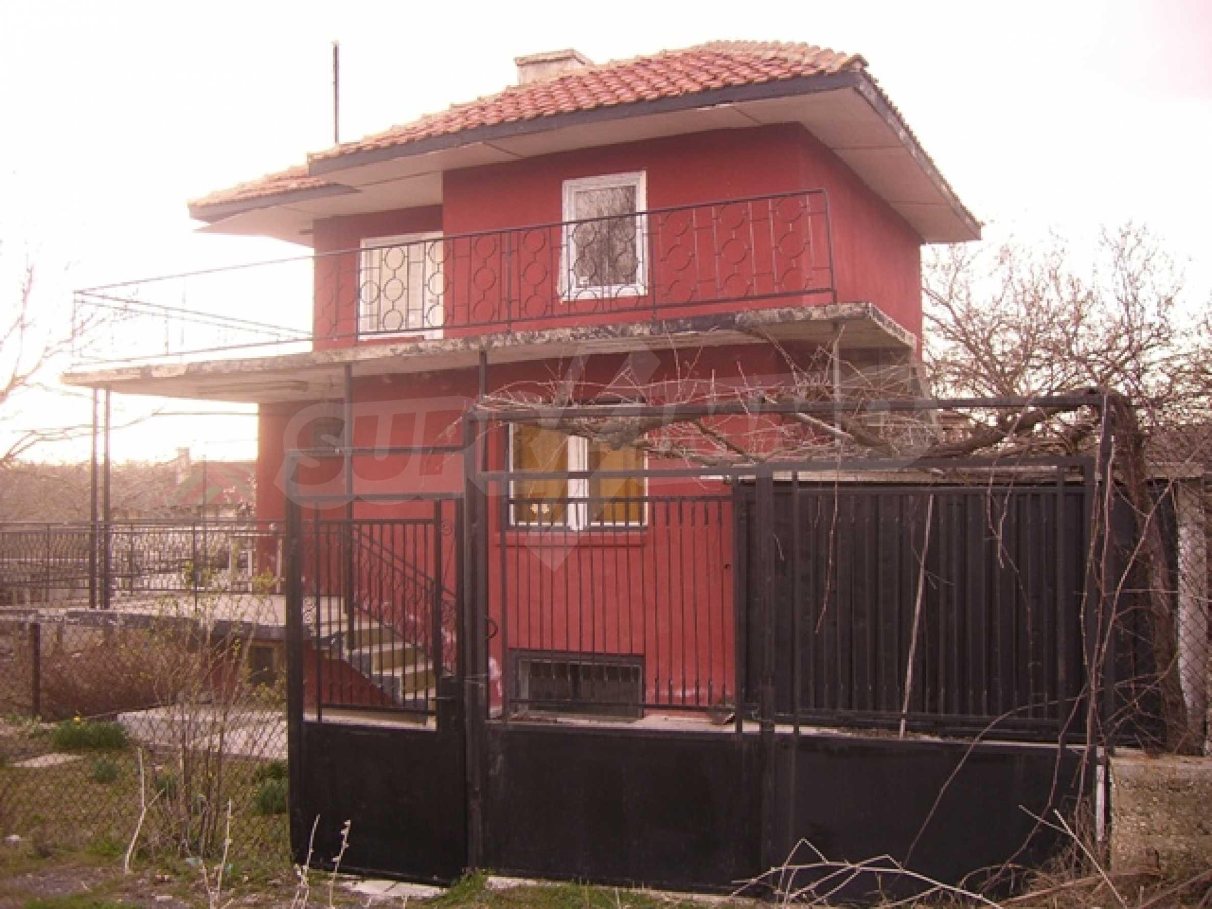 Haus am Fluss Kamchia