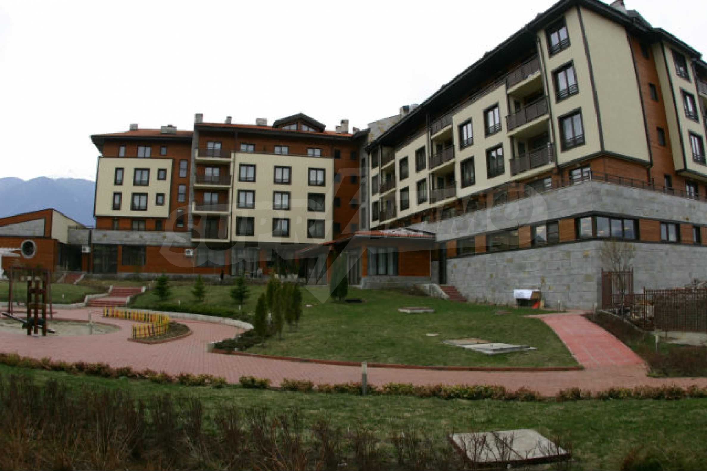 Apartment in Murite Club Hotel (White Fir Valley)