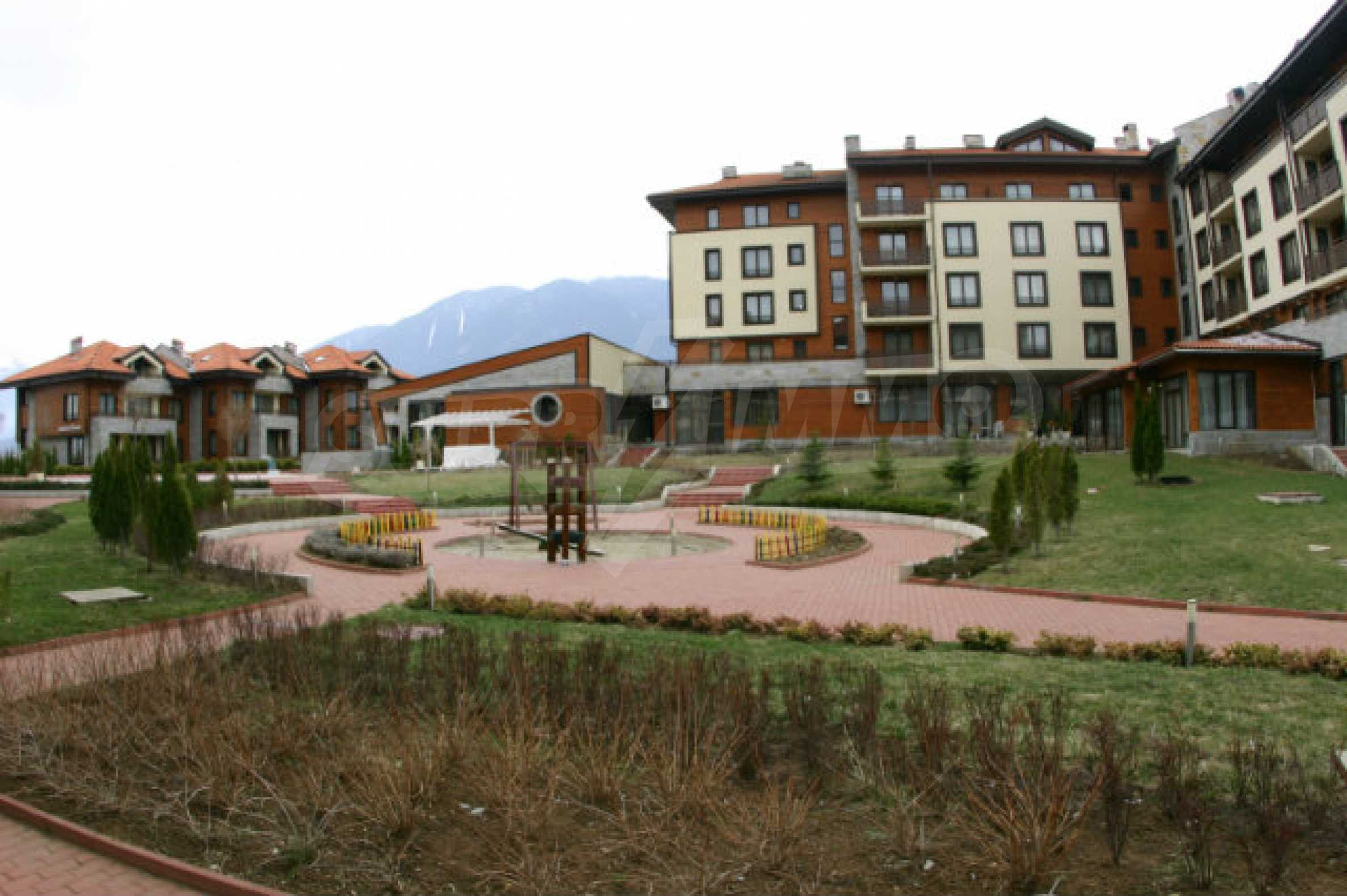 Apartment in Murite Club Hotel (White Fir Valley) 1