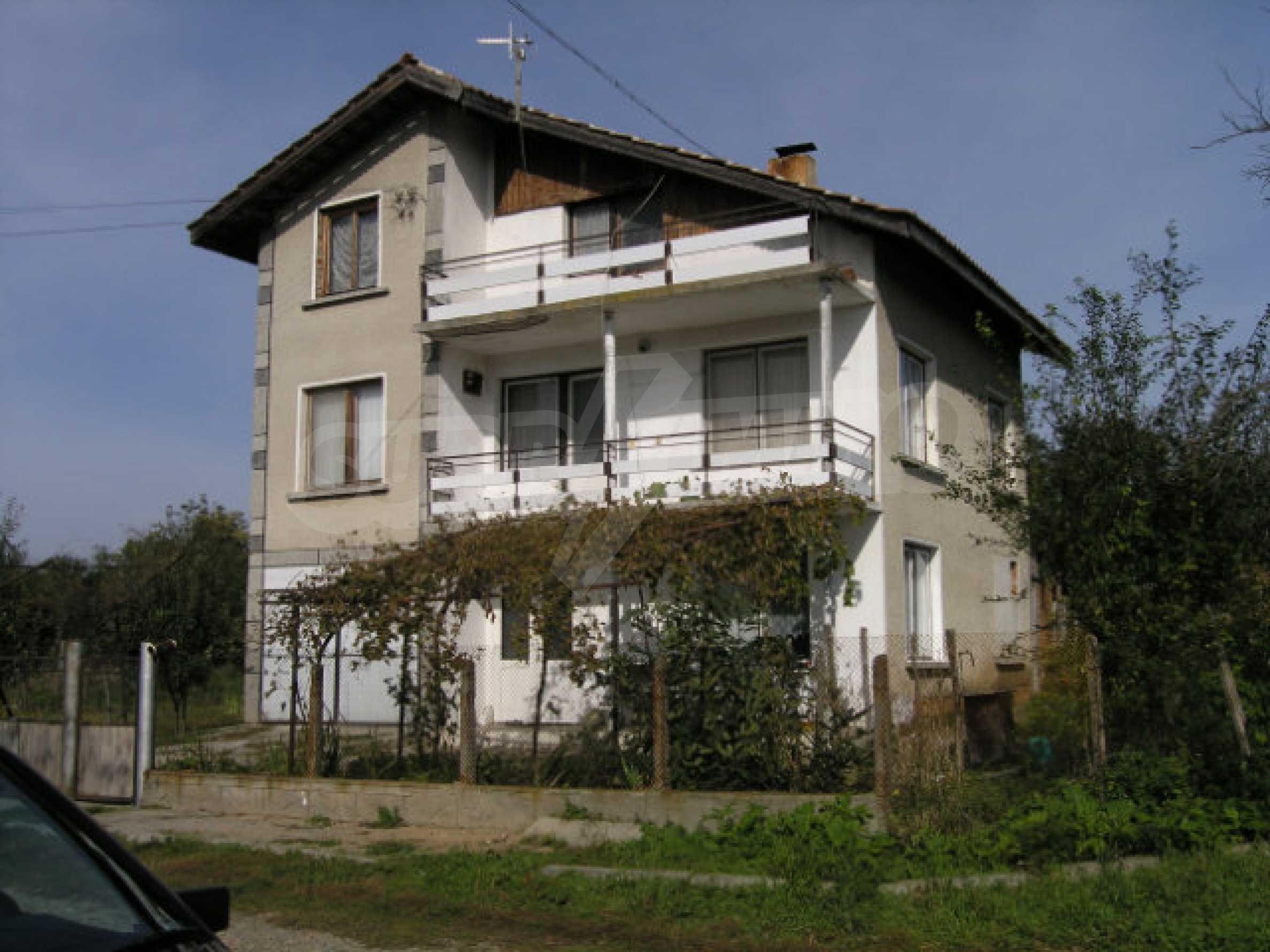 """Villa neben der Höhle """"Magurata"""""""