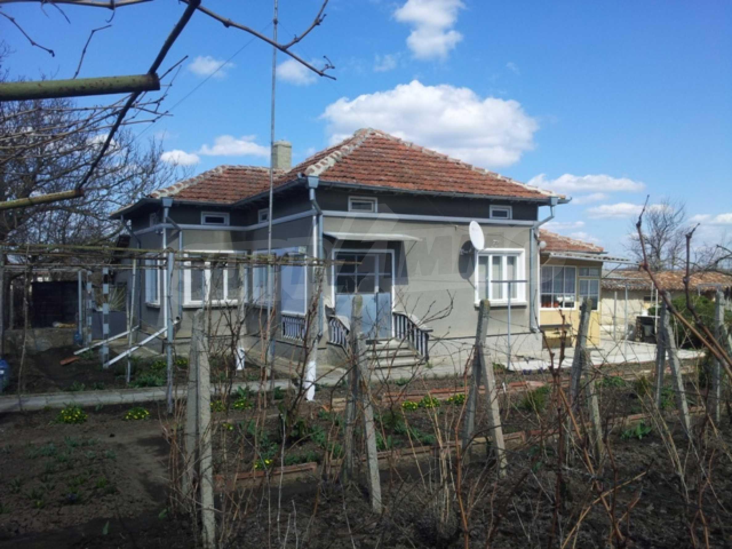Pchelarovo House 1