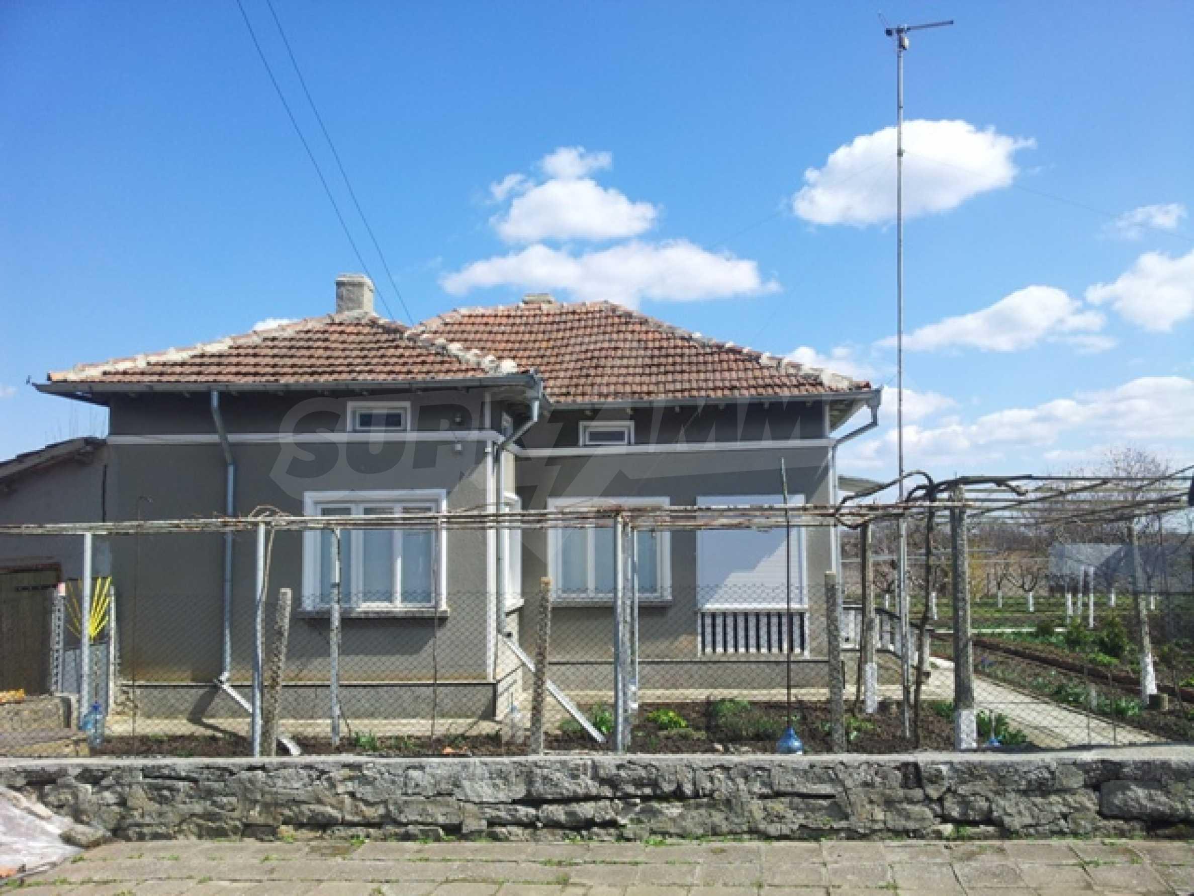 Haus in Pchelarovo 8