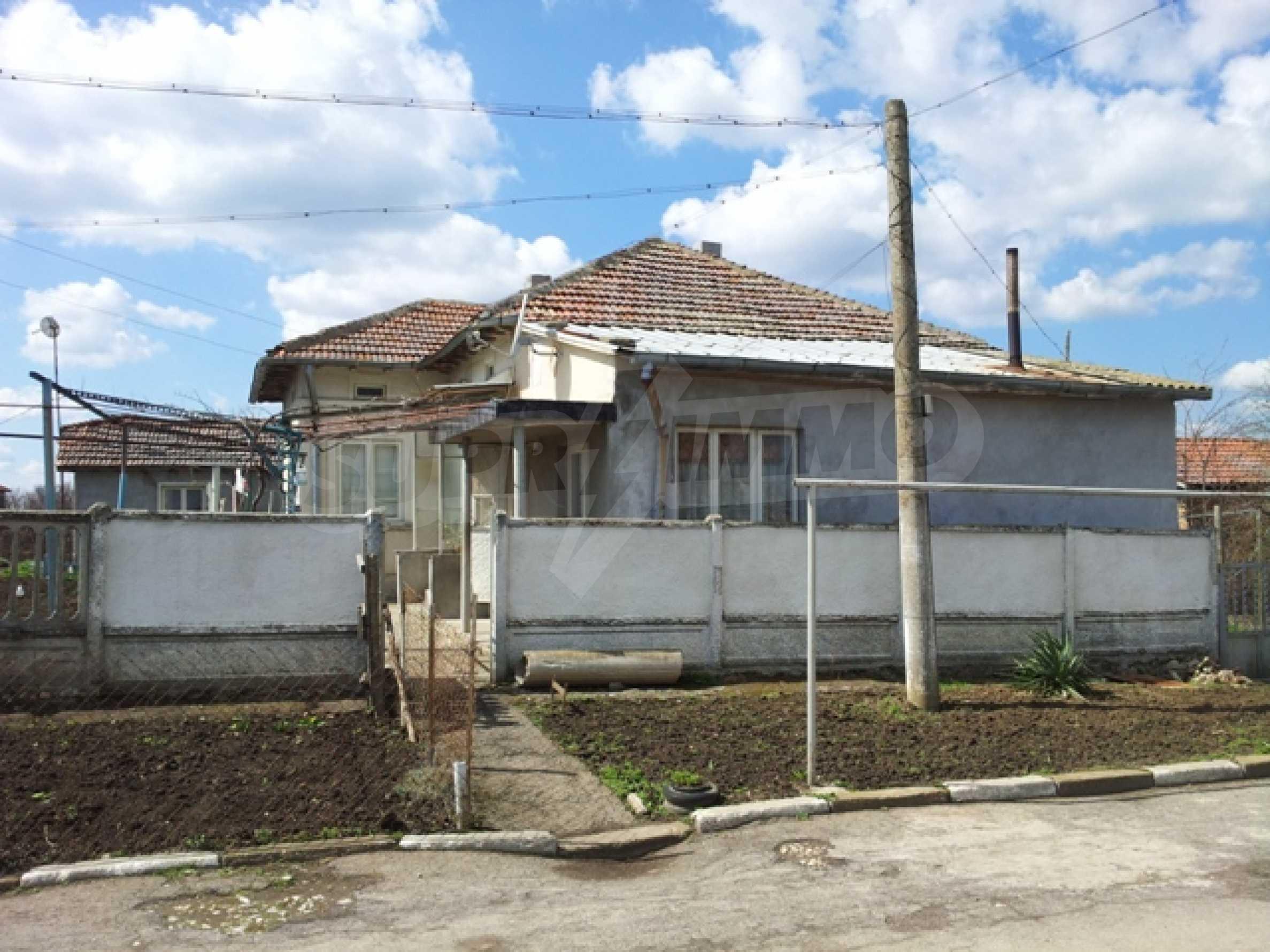 Reserviertes Haus in Rosenovo 1