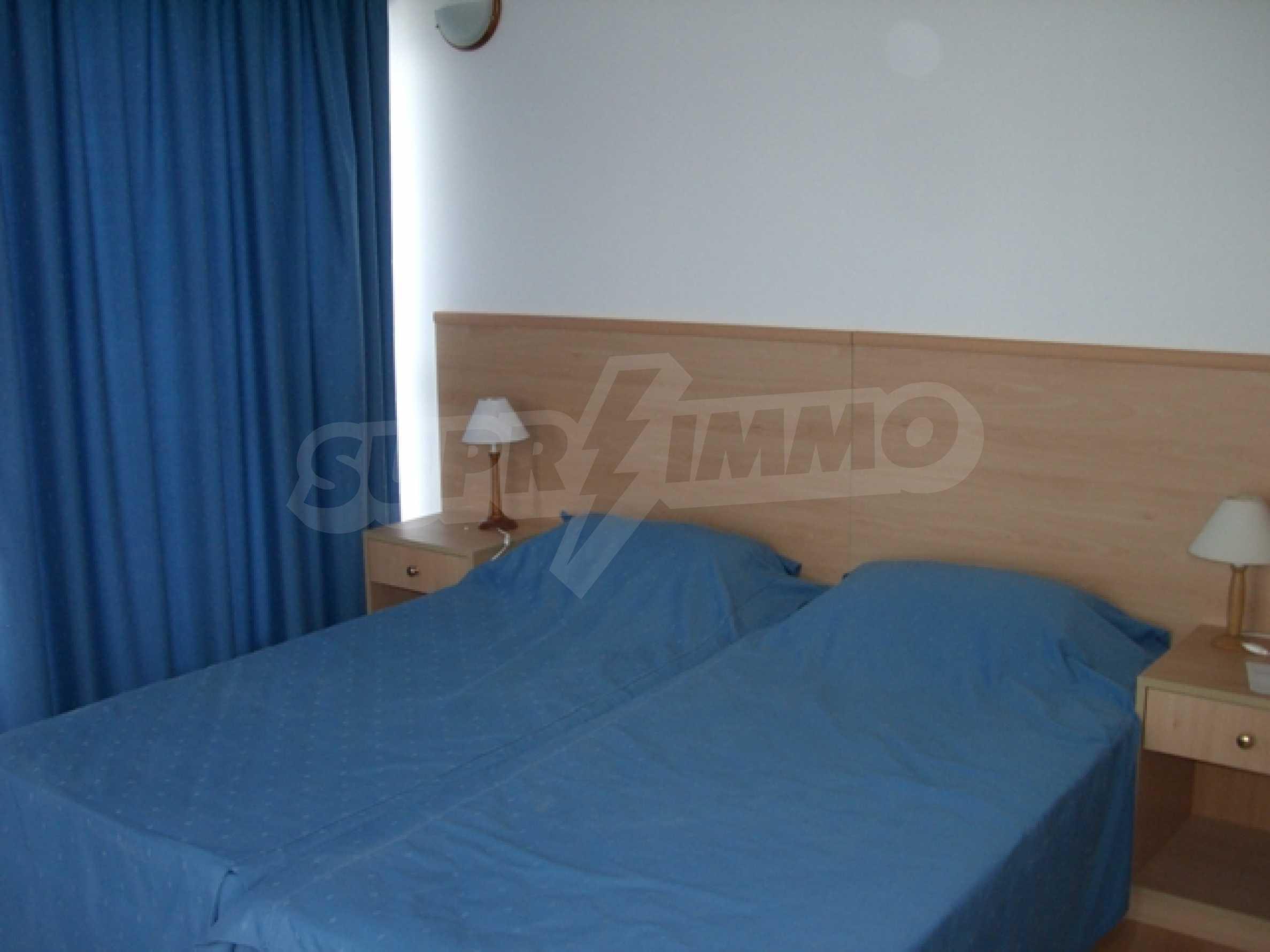 Zwei-Zimmer-Wohnung in Sunny House 1