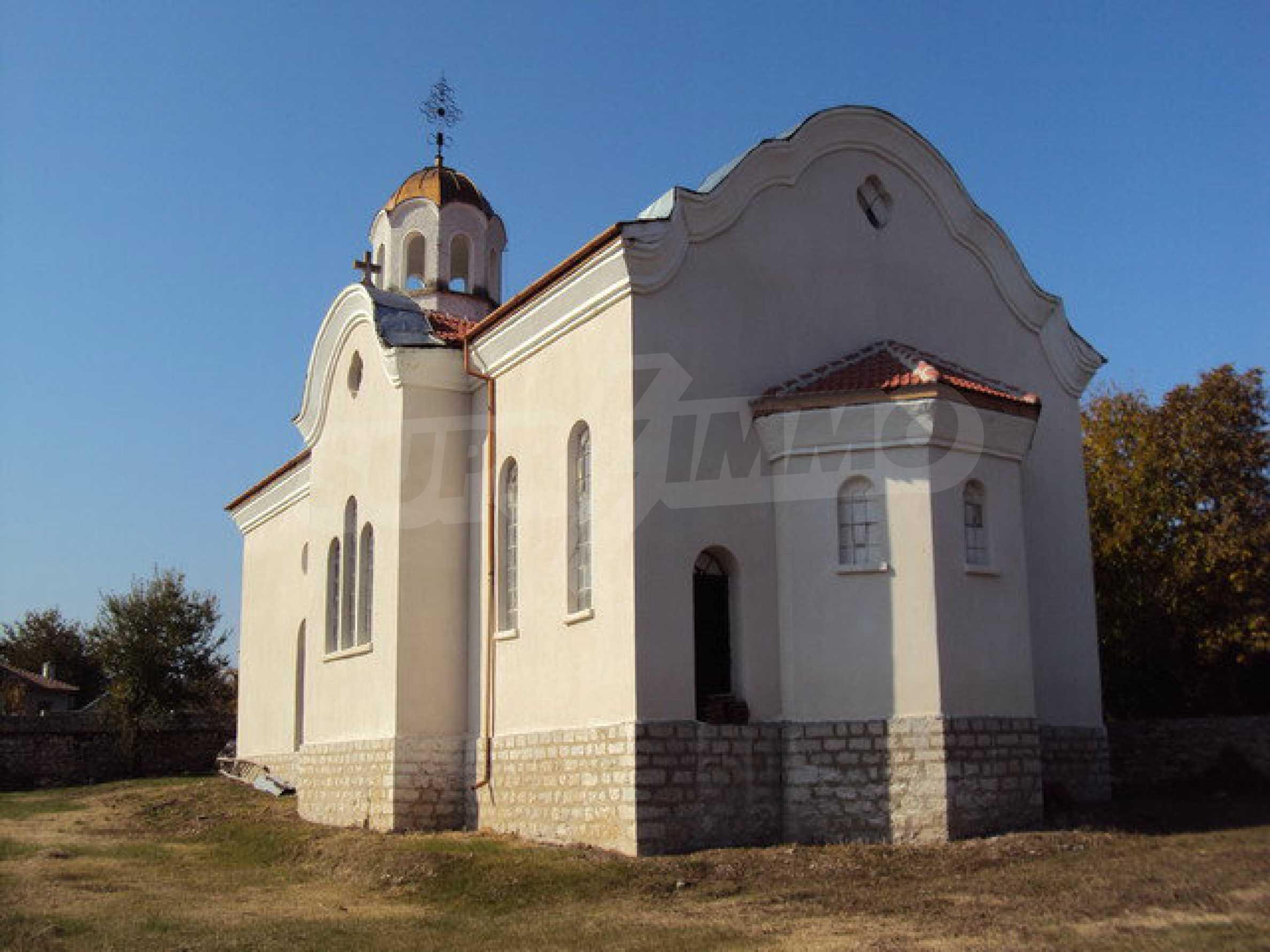 Zweistöckiges Haus mit großem Garten in einem schönen und gut entwickelten Dorf 30 km. von Veliko Tarnovo 29