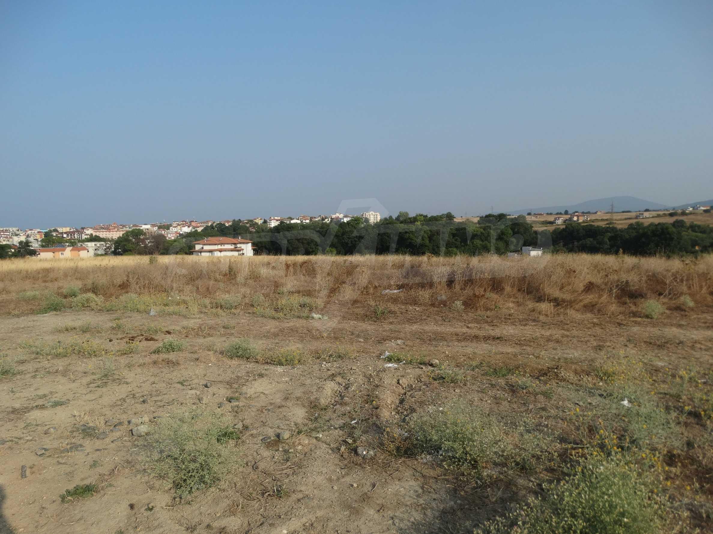 Bauland zum Verkauf in Lozenets 3