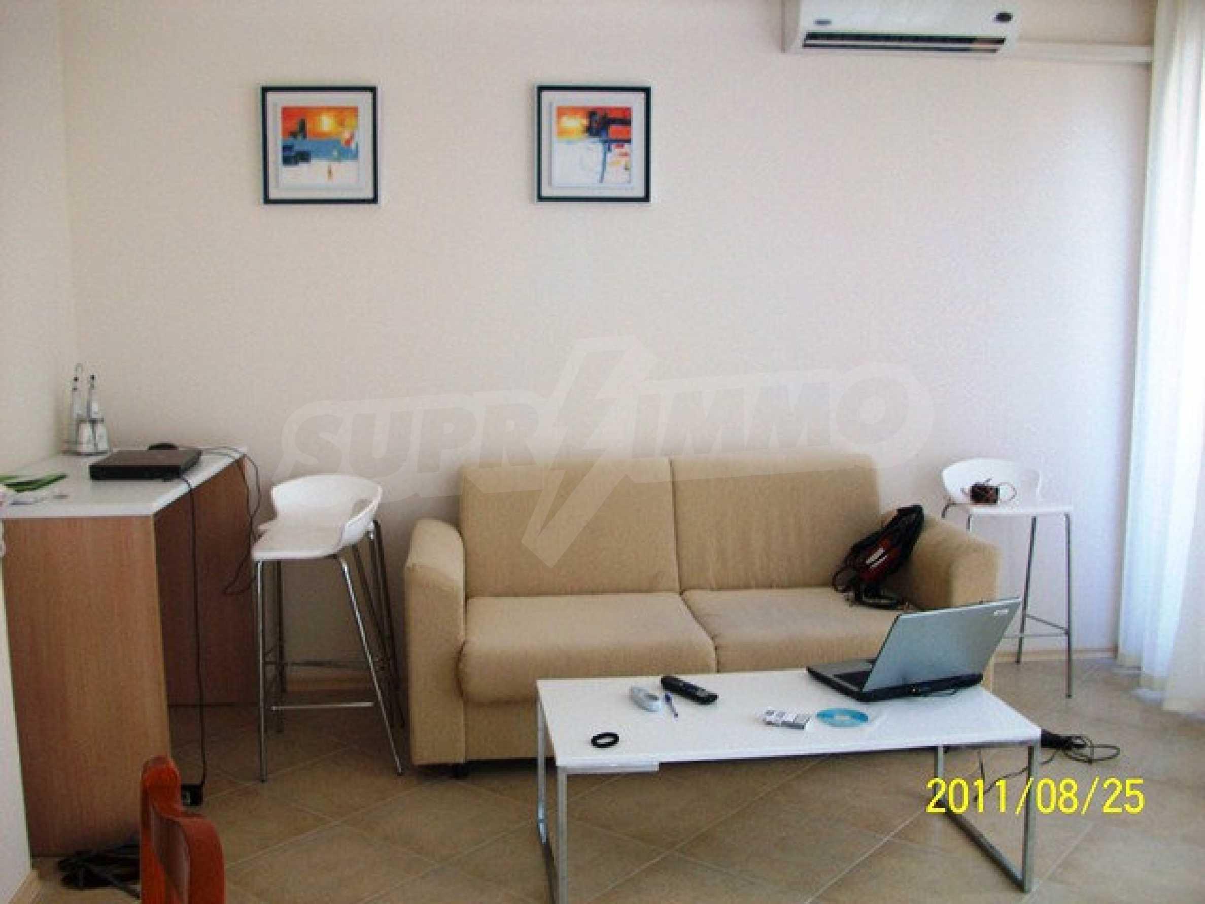 Zwei-Zimmer-Wohnung zum Verkauf in Emberli Komplex in Lozenets 16