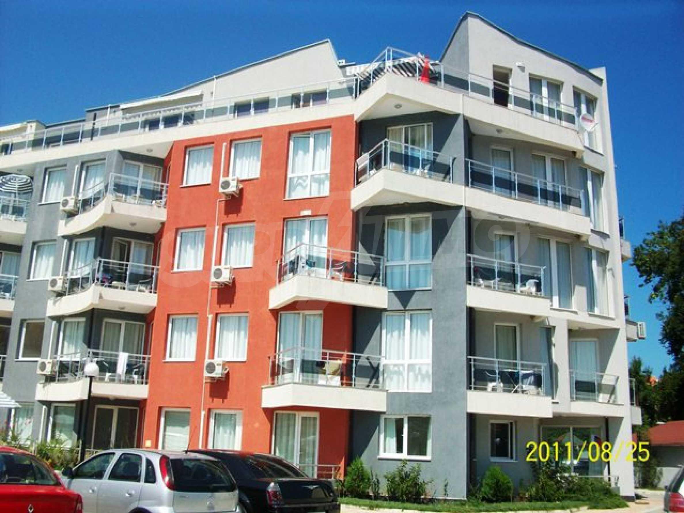 Zwei-Zimmer-Wohnung zum Verkauf in Emberli Komplex in Lozenets 3