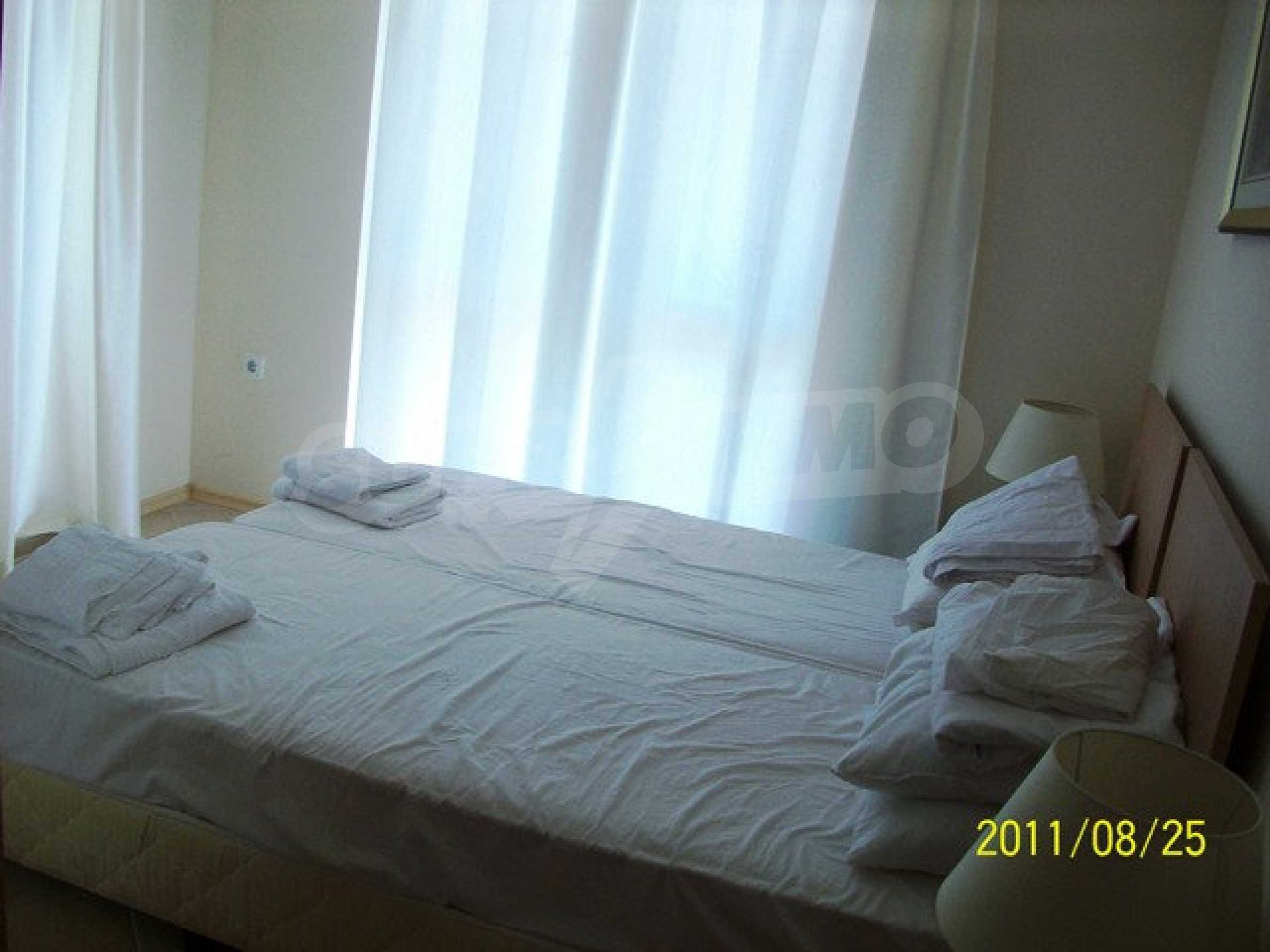 Two-bedroom apartment in Emberli complex in Lozenets 21