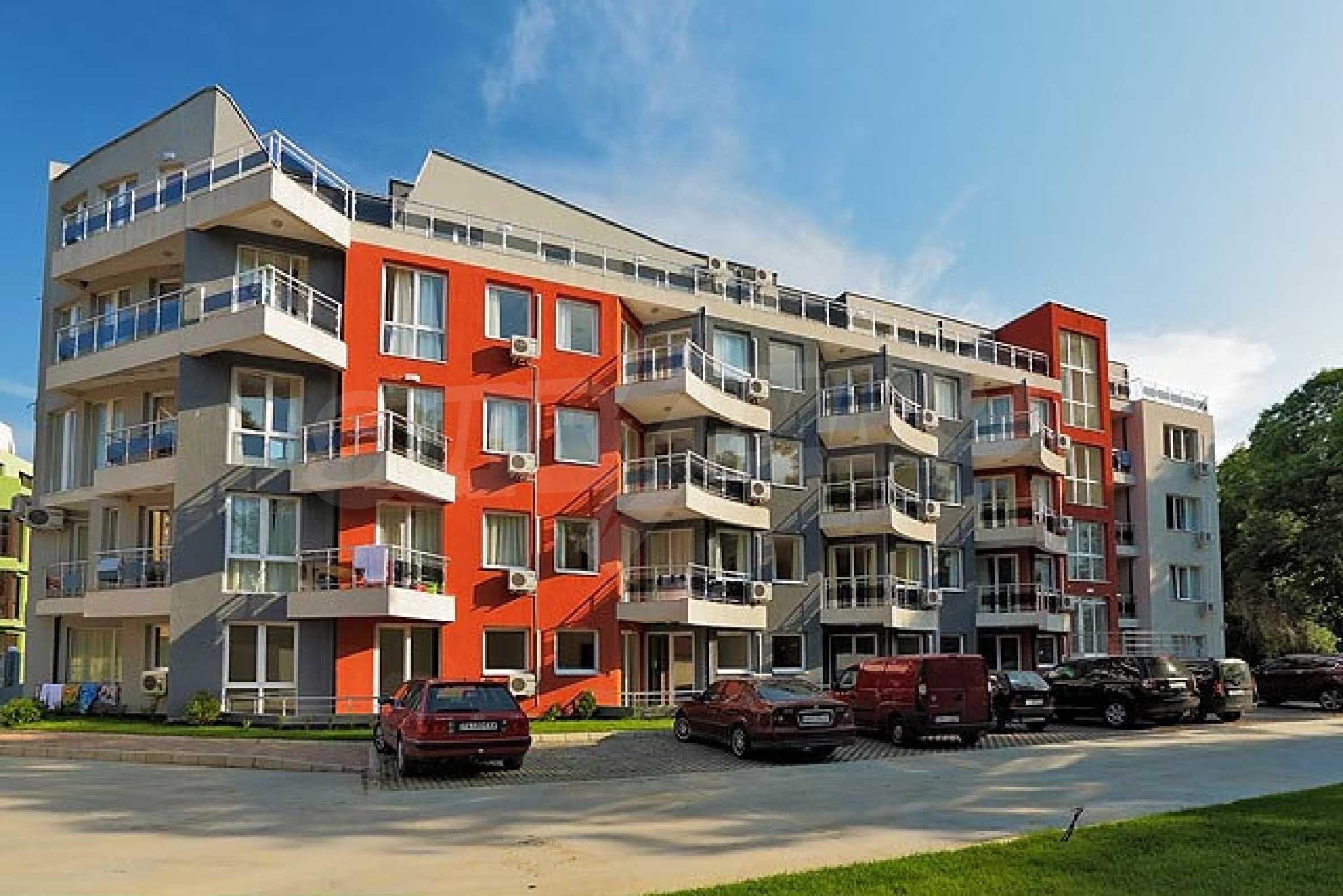 Zwei-Zimmer-Wohnung zum Verkauf in Emberli Komplex in Lozenets 6