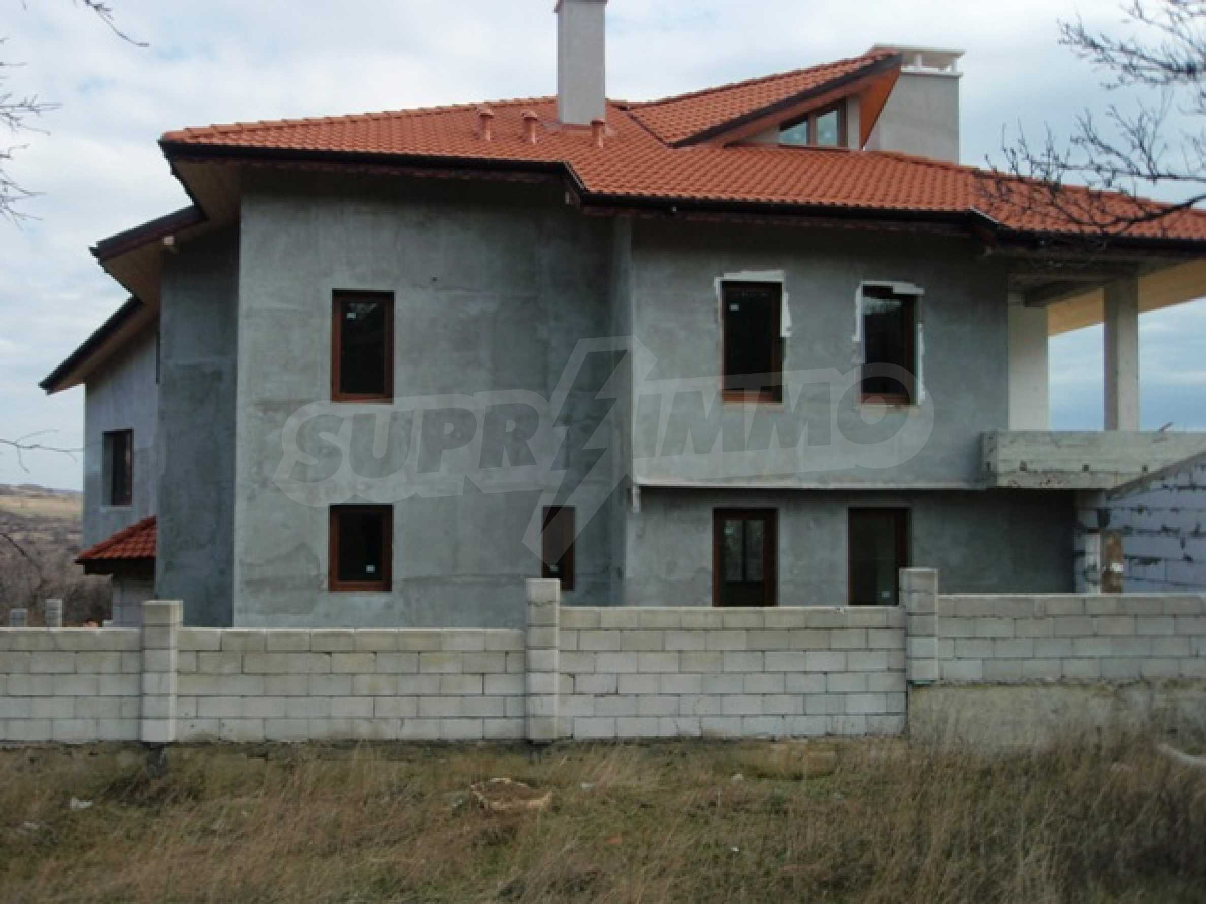 Haus im Dorf Osenovo