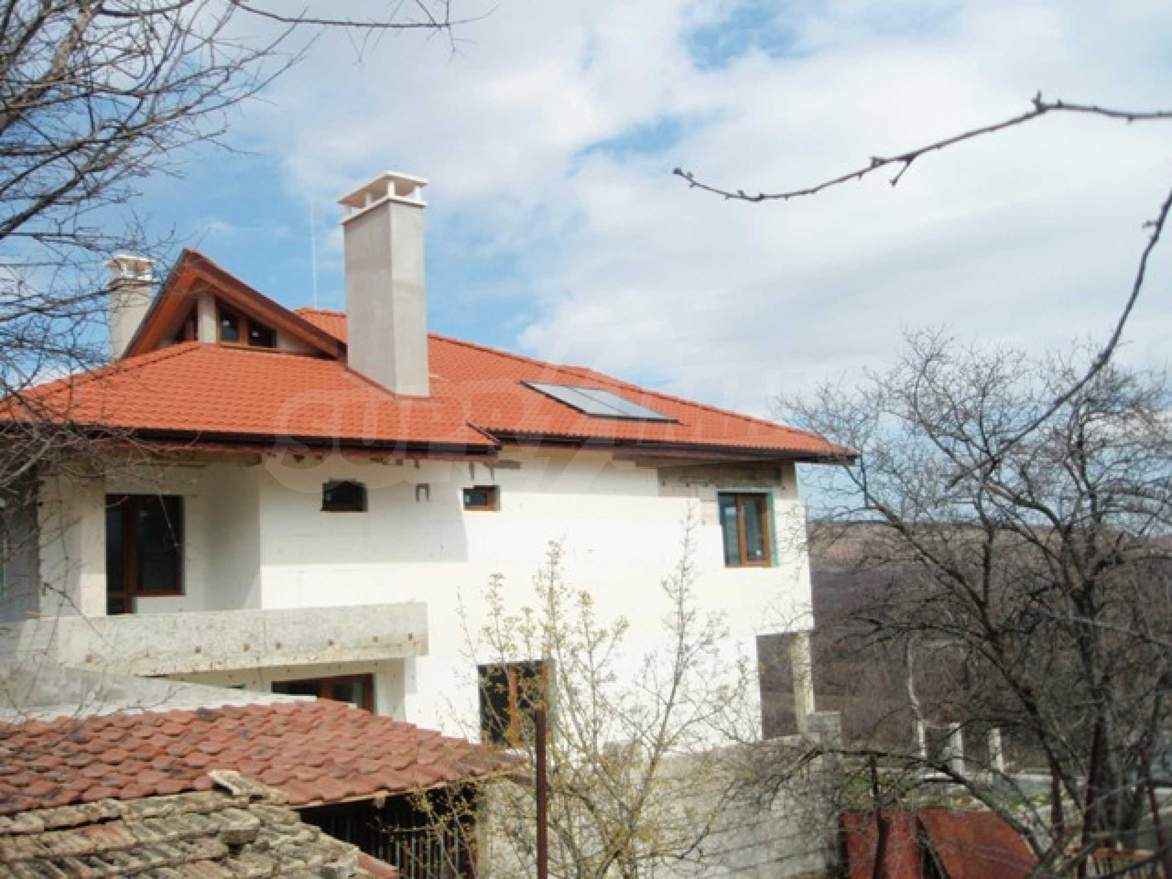 Haus im Dorf Osenovo 2