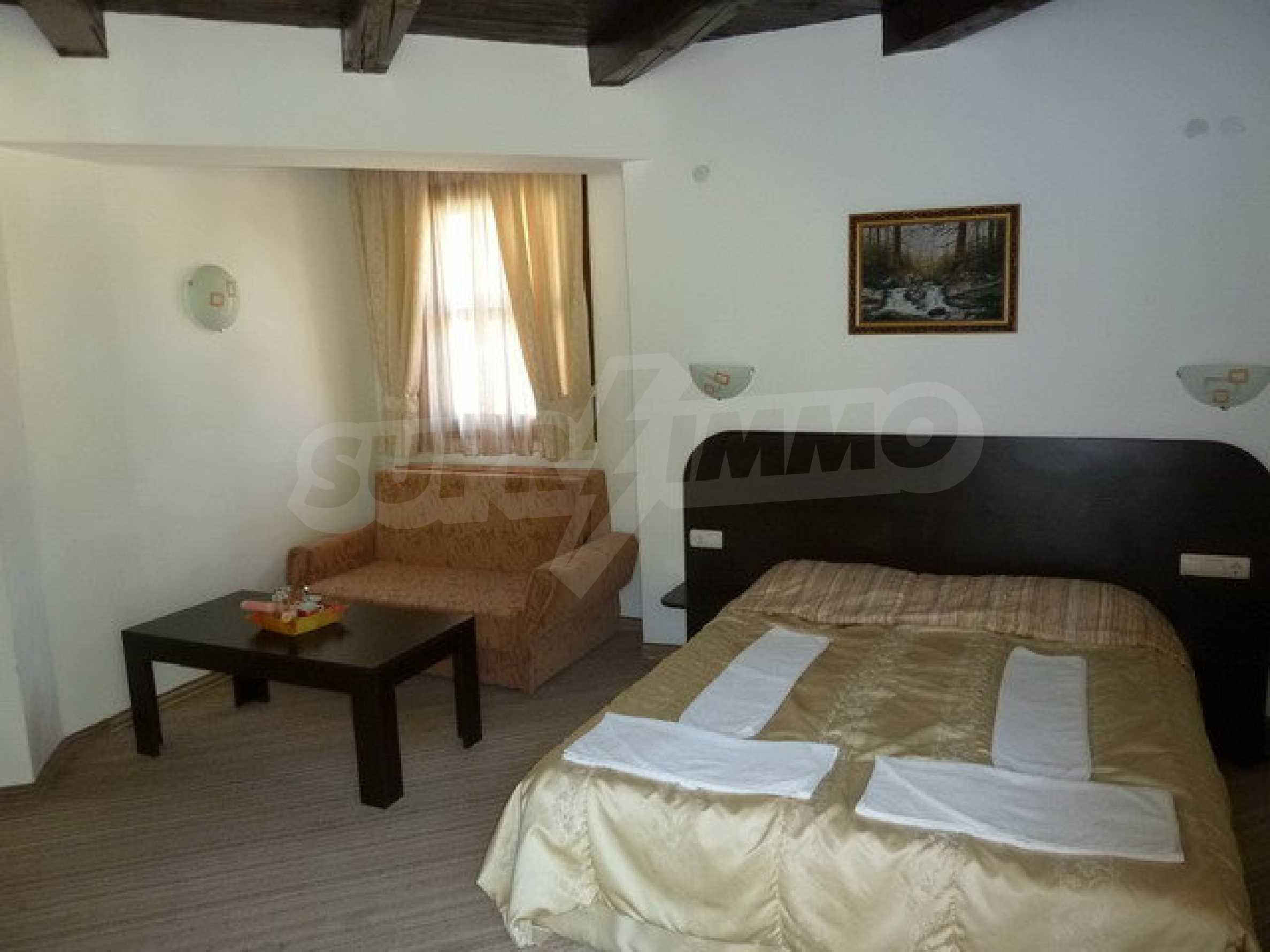 Zwei Gästehäuser in einer attraktiven Gegend mit heißen Mineralquellen in der Nähe der Stadt Troyan 14