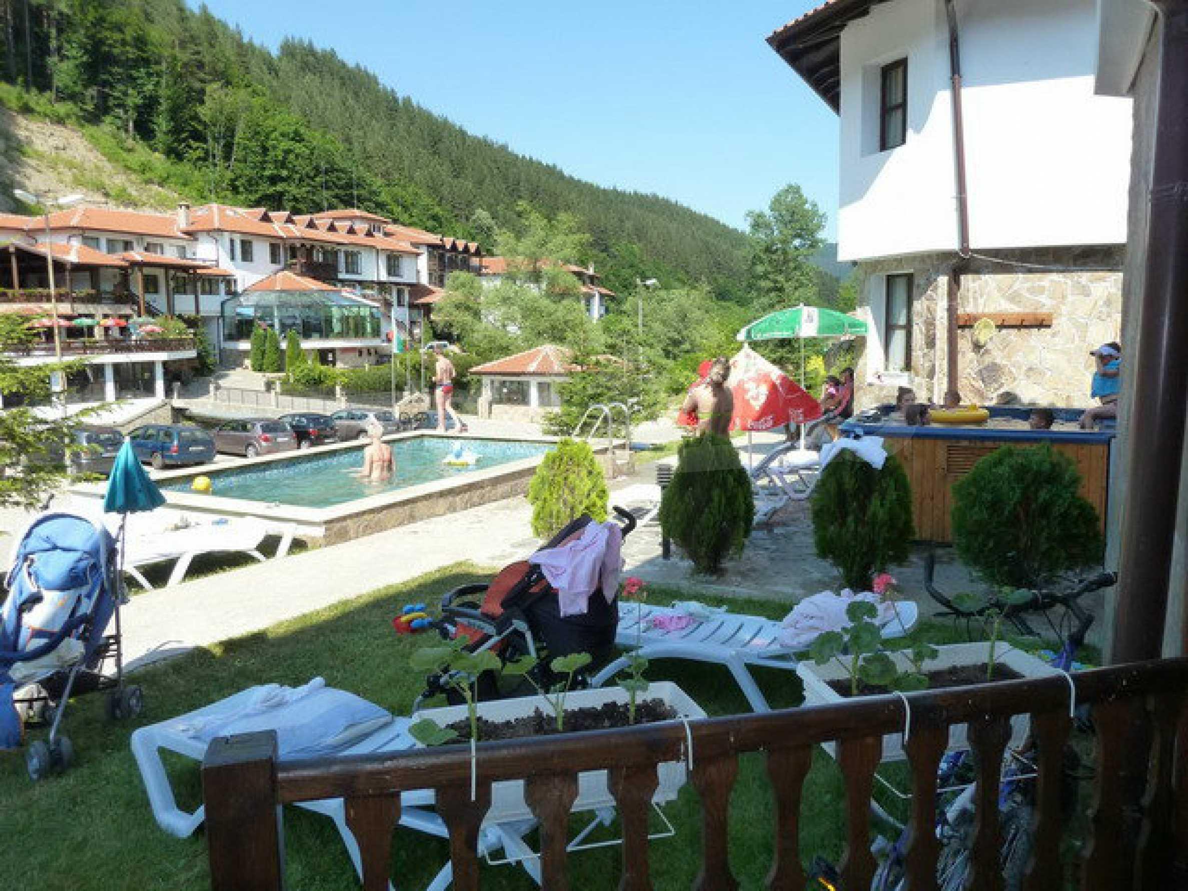 Zwei Gästehäuser in einer attraktiven Gegend mit heißen Mineralquellen in der Nähe der Stadt Troyan 20