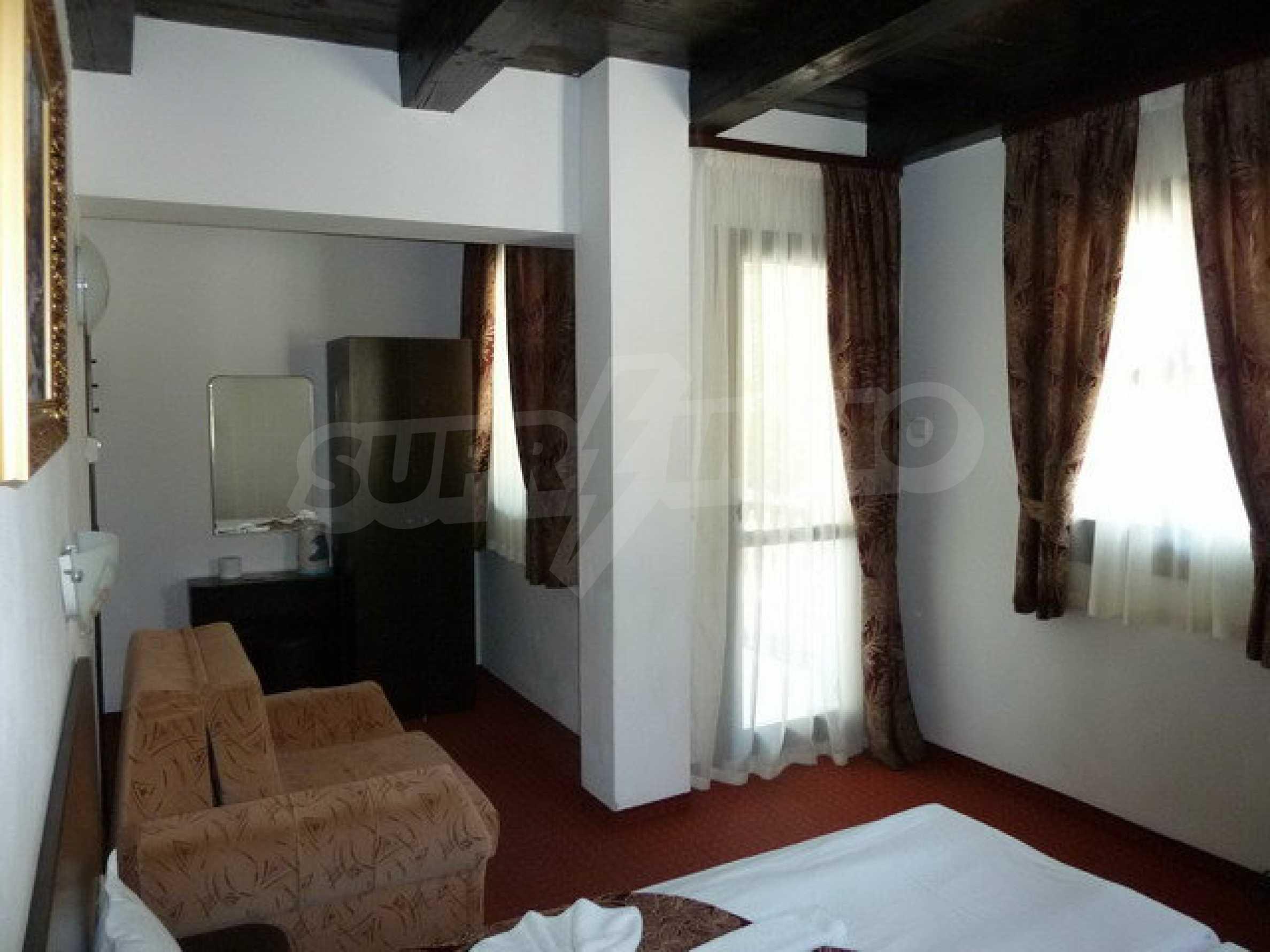 Zwei Gästehäuser in einer attraktiven Gegend mit heißen Mineralquellen in der Nähe der Stadt Troyan 4