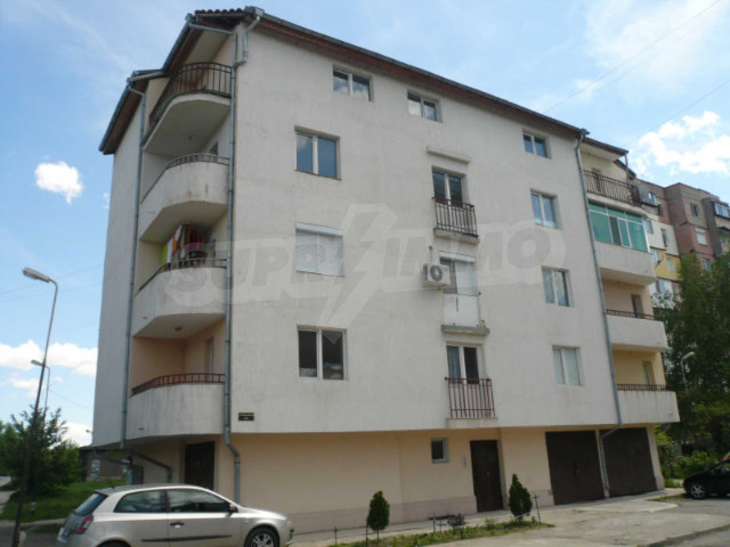 Two-bedroom apartment in Vidin 1