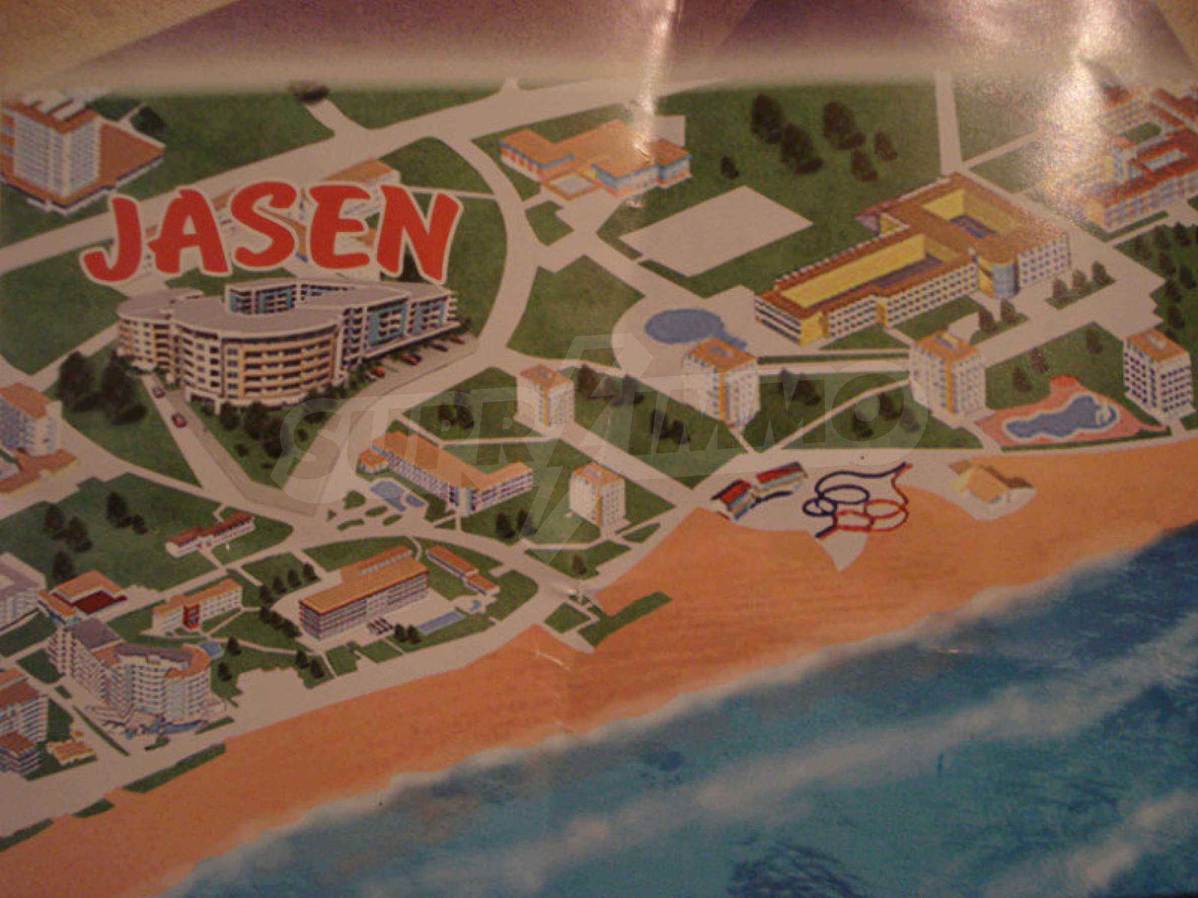 """Apartment mit einem Schlafzimmer im Komplex """"Yasen"""" 16"""