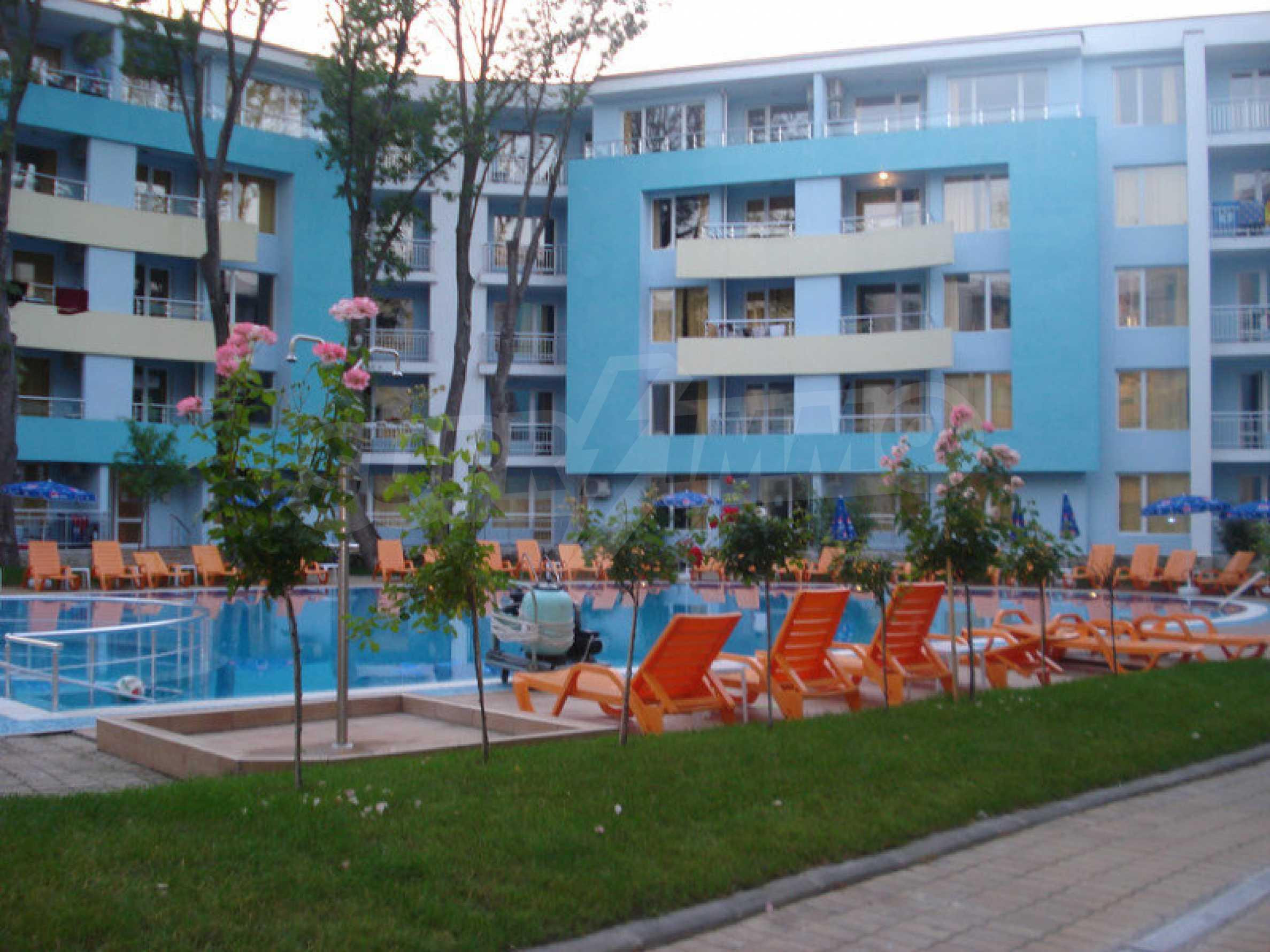 """Apartment mit einem Schlafzimmer im Komplex """"Yasen"""" 5"""