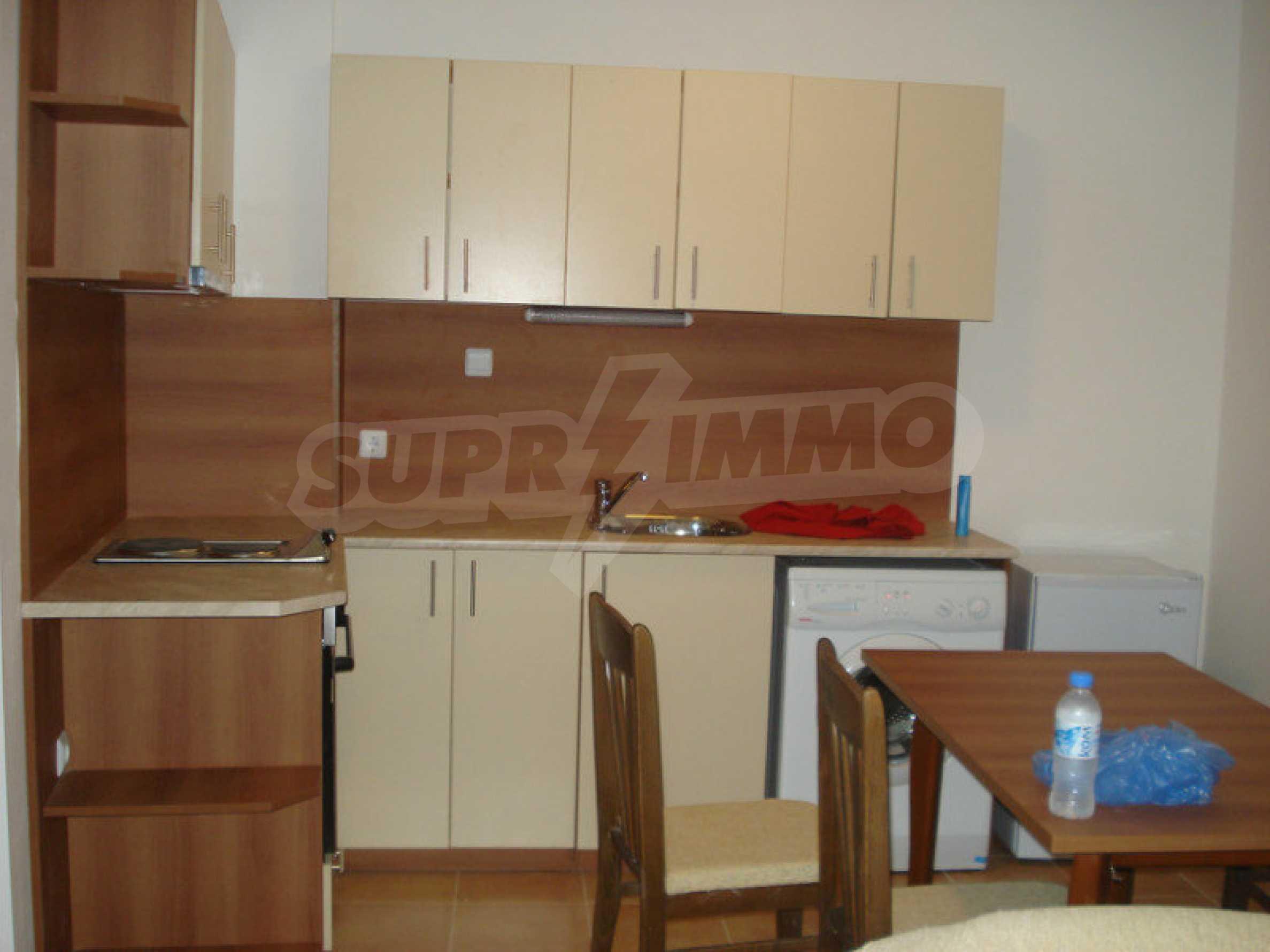"""Apartment mit einem Schlafzimmer im Komplex """"Yasen"""" 8"""