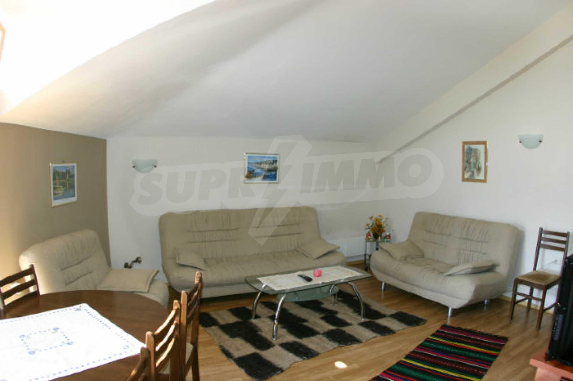 Große Wohnung im Top Lodge Komplex Bansko 3
