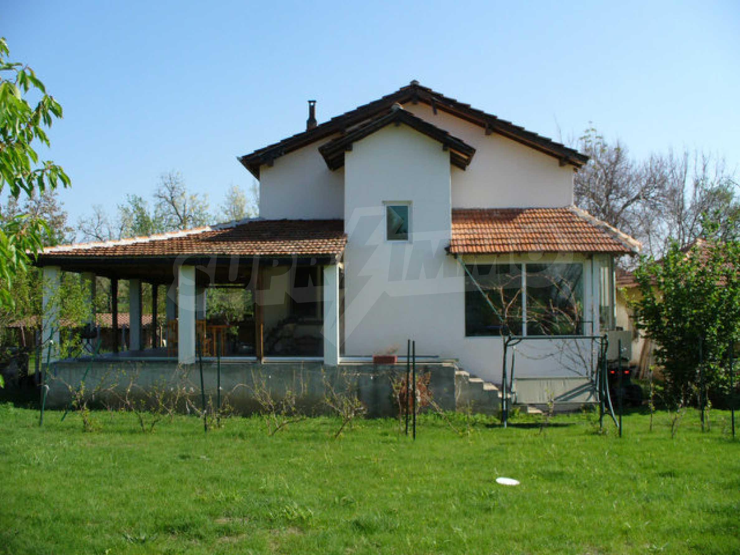 Solides Haus in sehr gutem Zustand, 30 km von Vidin
