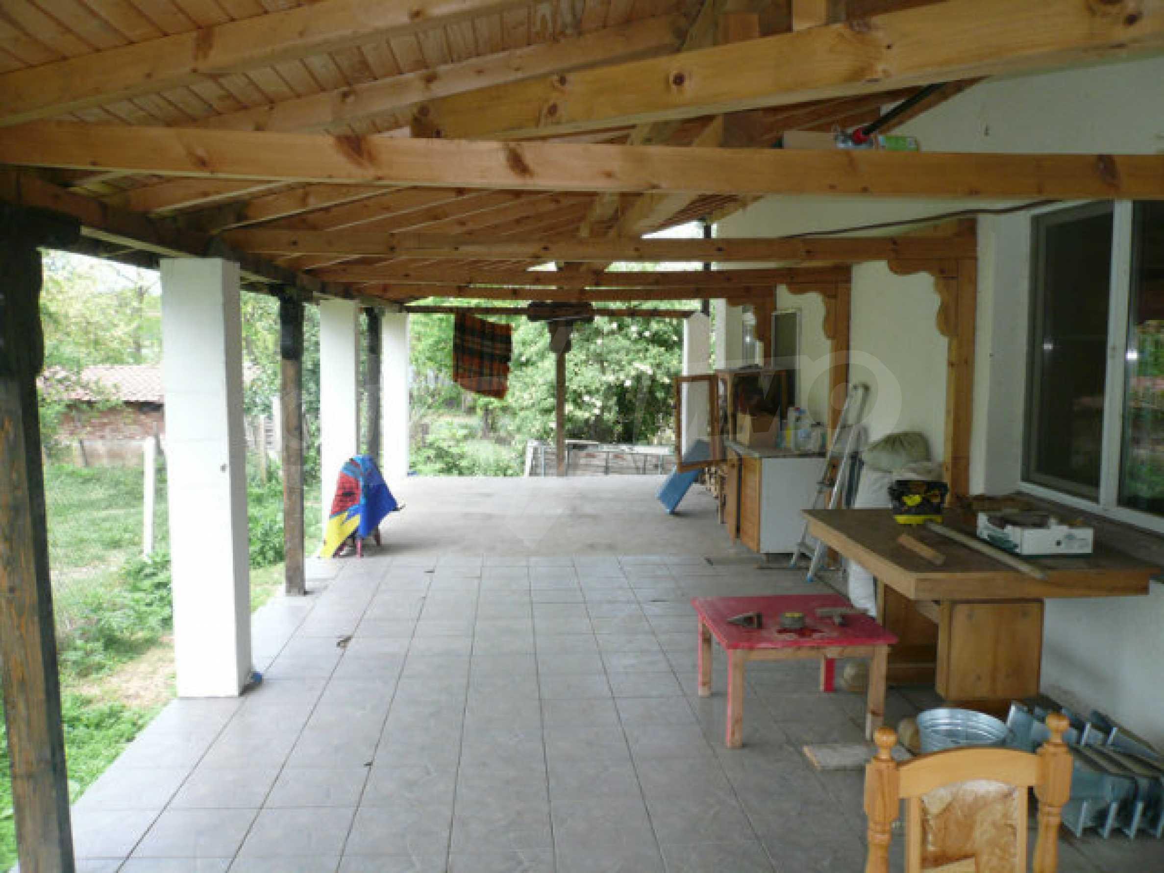 Solides Haus in sehr gutem Zustand, 30 km von Vidin 13
