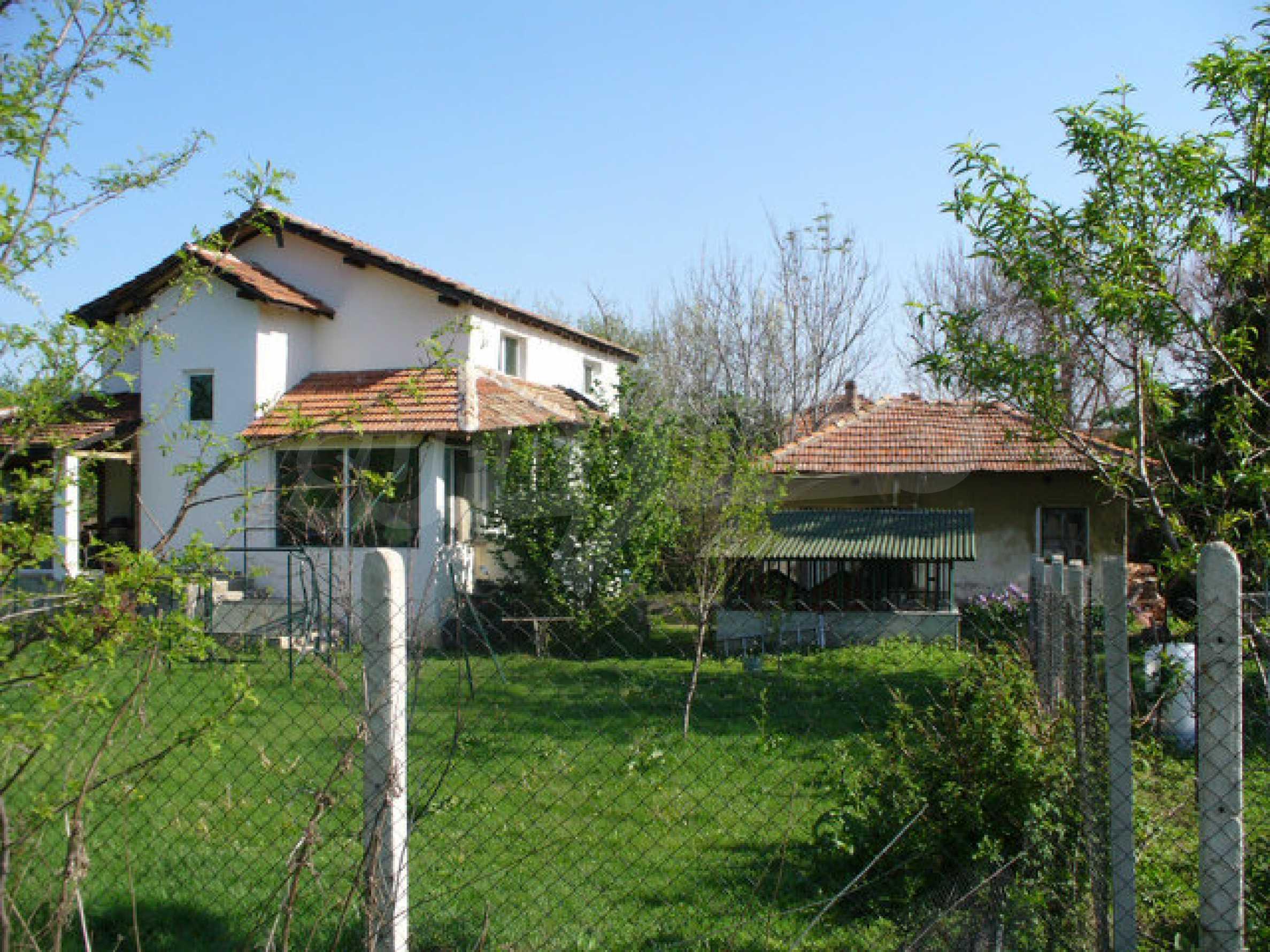 Solides Haus in sehr gutem Zustand, 30 km von Vidin 1