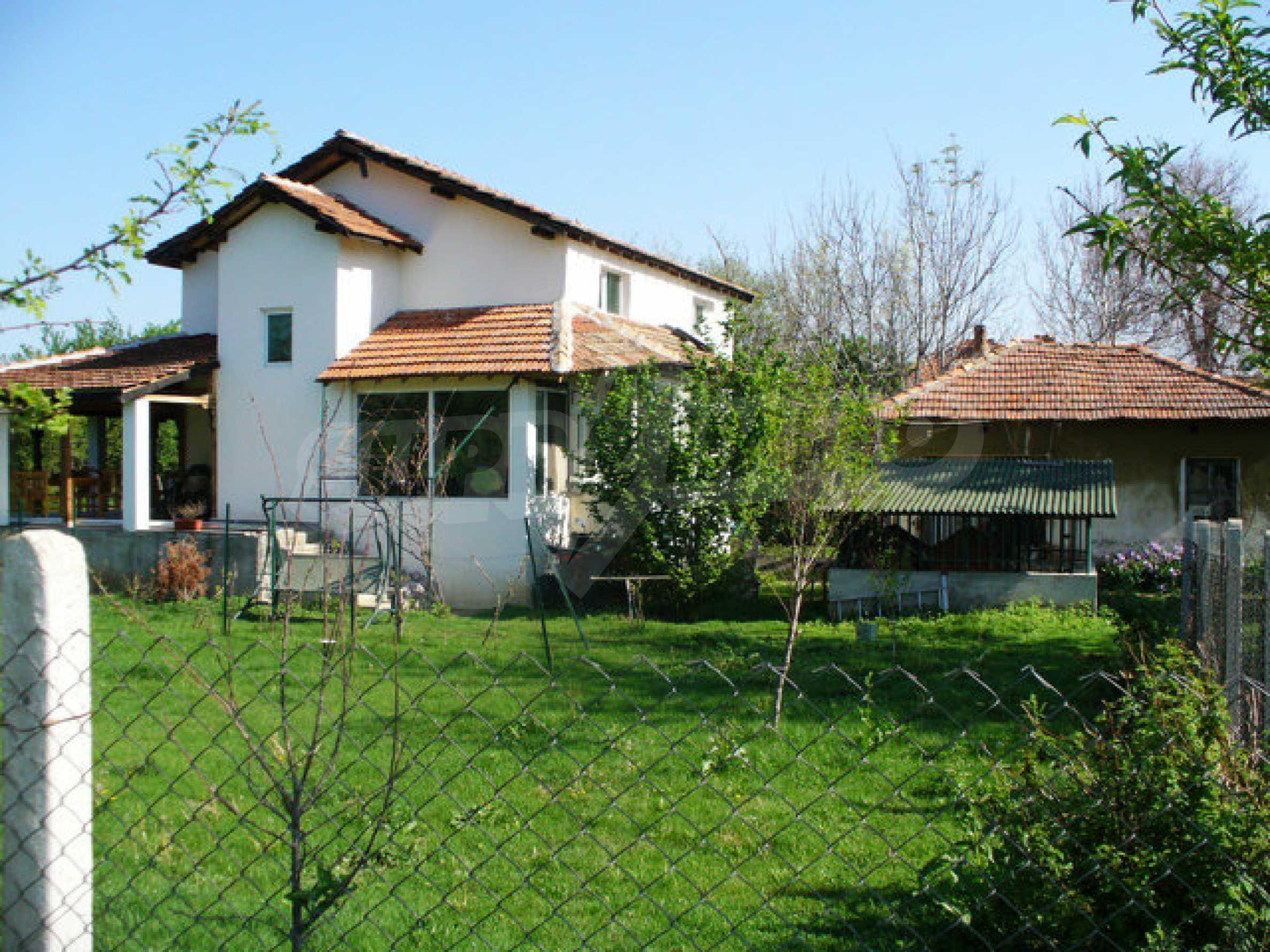 Solides Haus in sehr gutem Zustand, 30 km von Vidin 2
