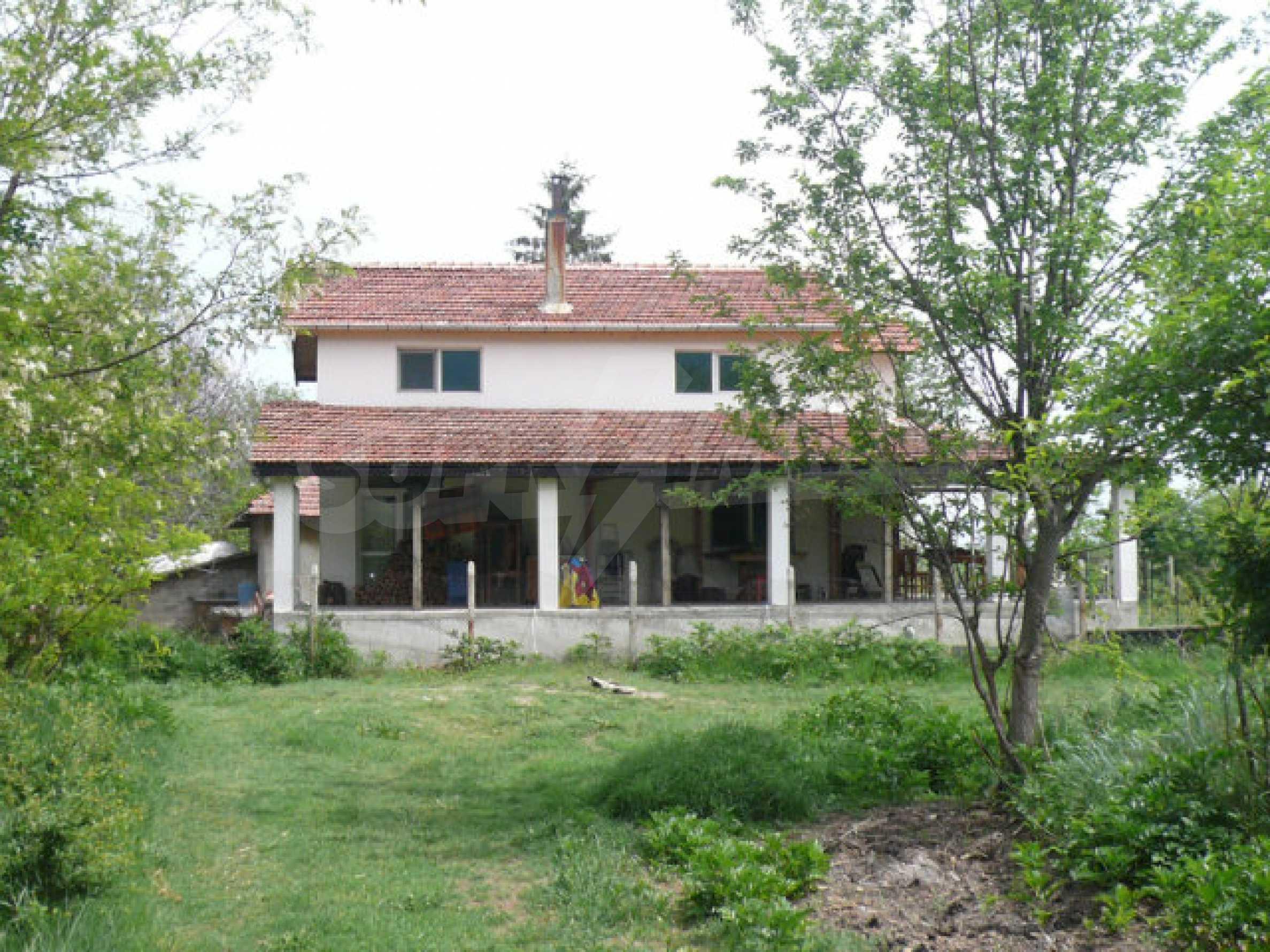 Solides Haus in sehr gutem Zustand, 30 km von Vidin 34