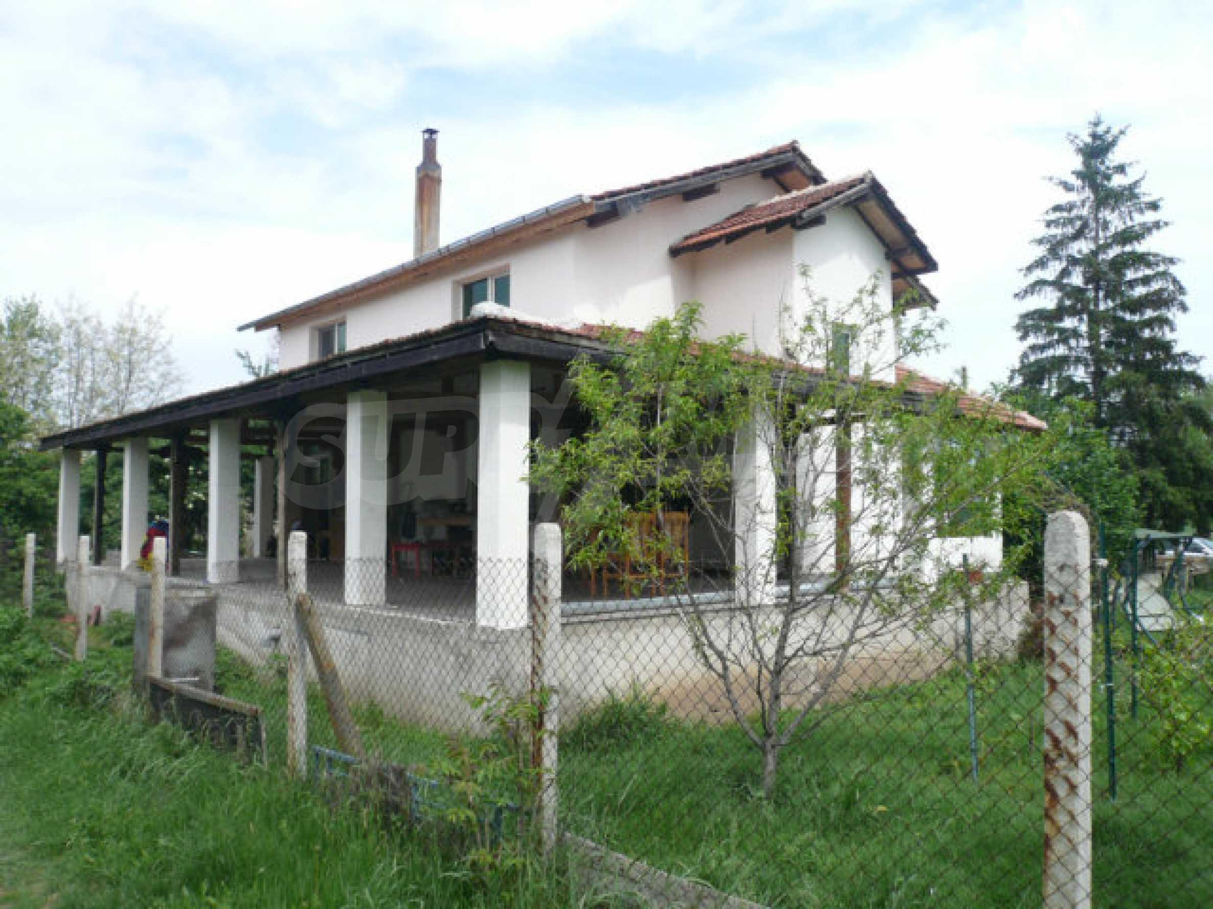 Solides Haus in sehr gutem Zustand, 30 km von Vidin 36