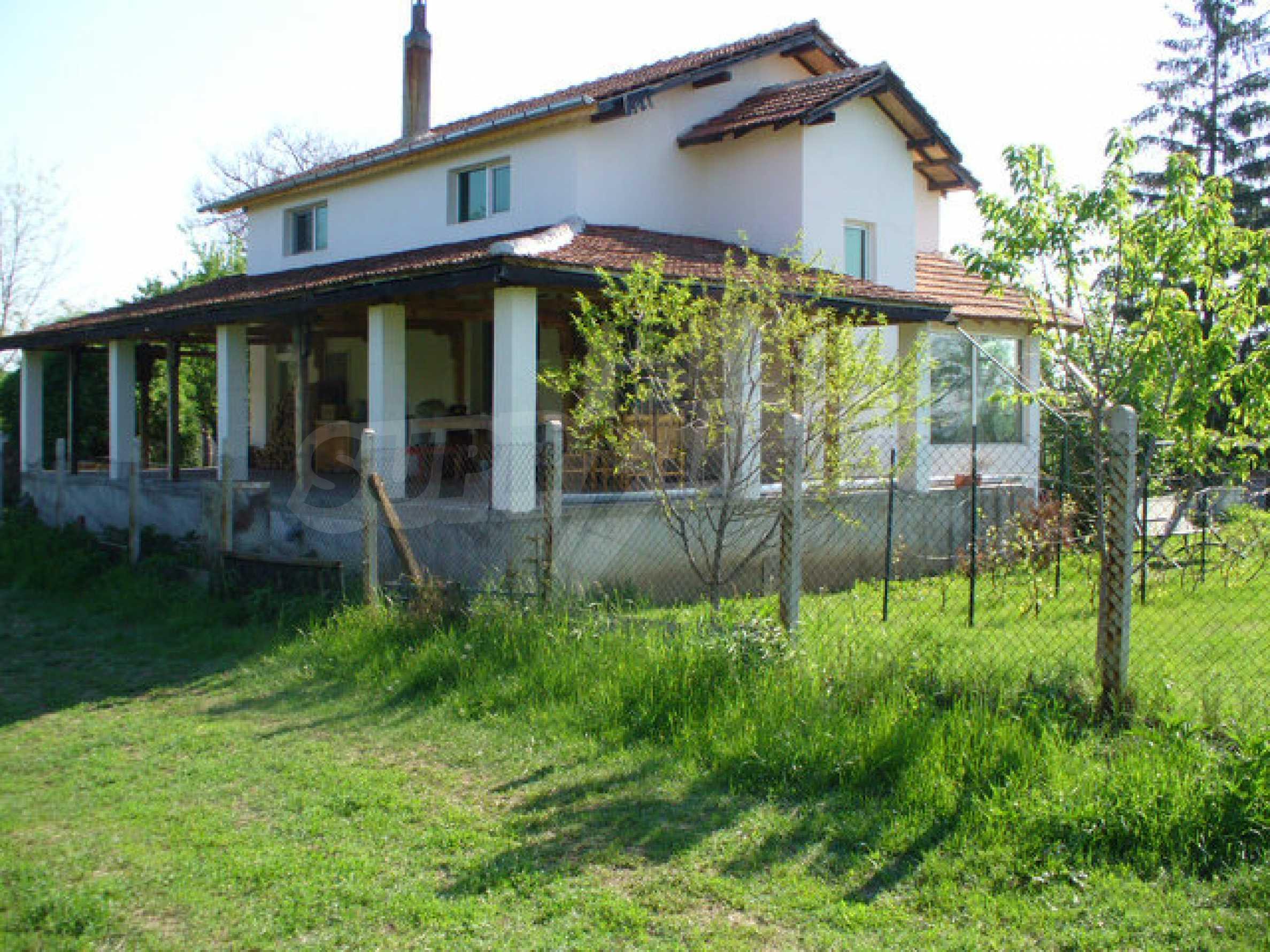 Solides Haus in sehr gutem Zustand, 30 km von Vidin 37