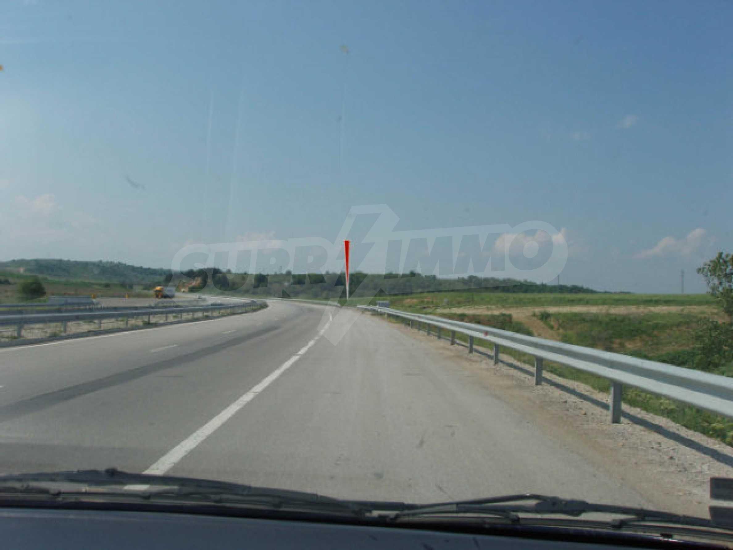 Ackerland bei Svilengrad