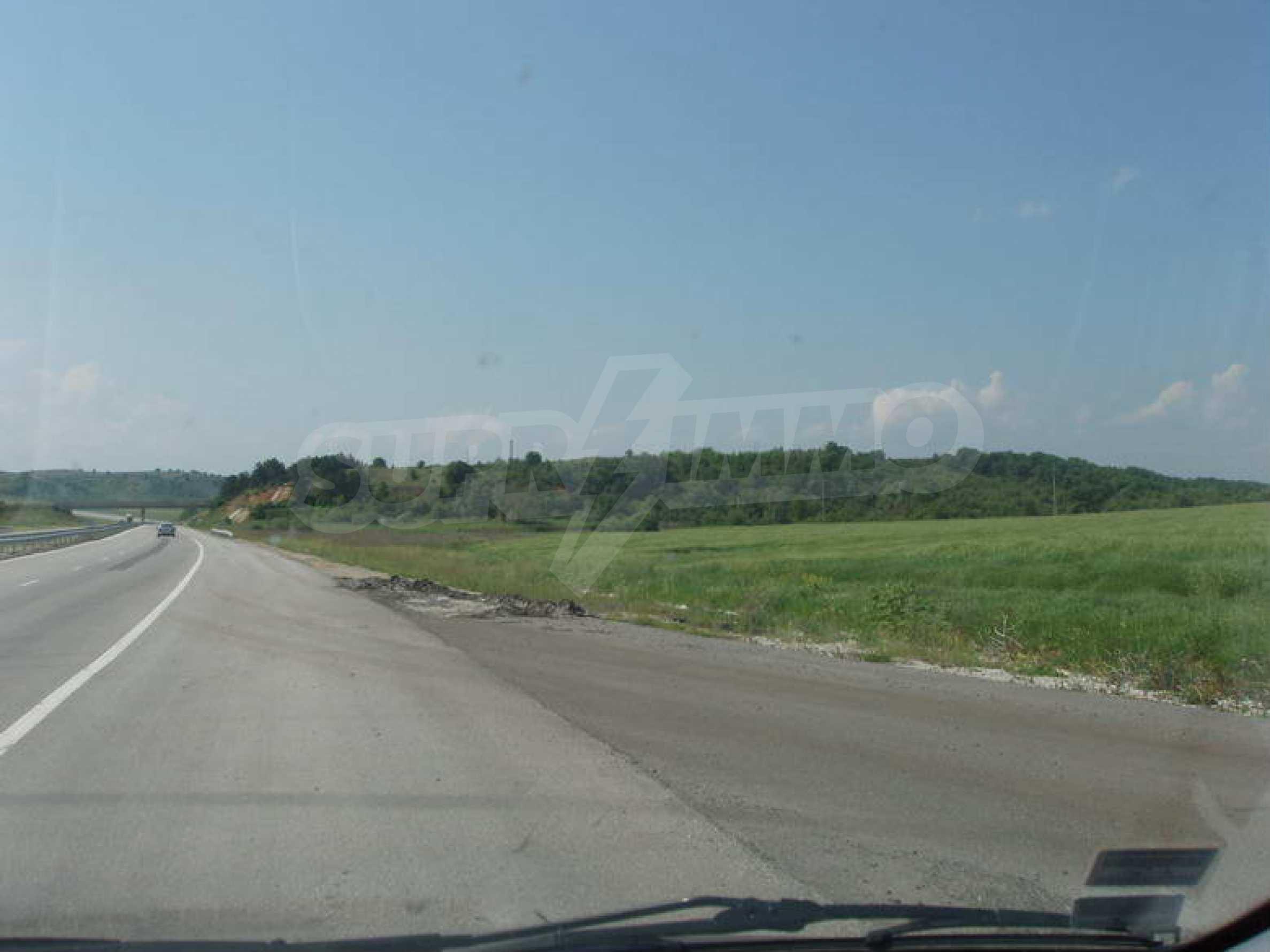 Ackerland bei Svilengrad 2