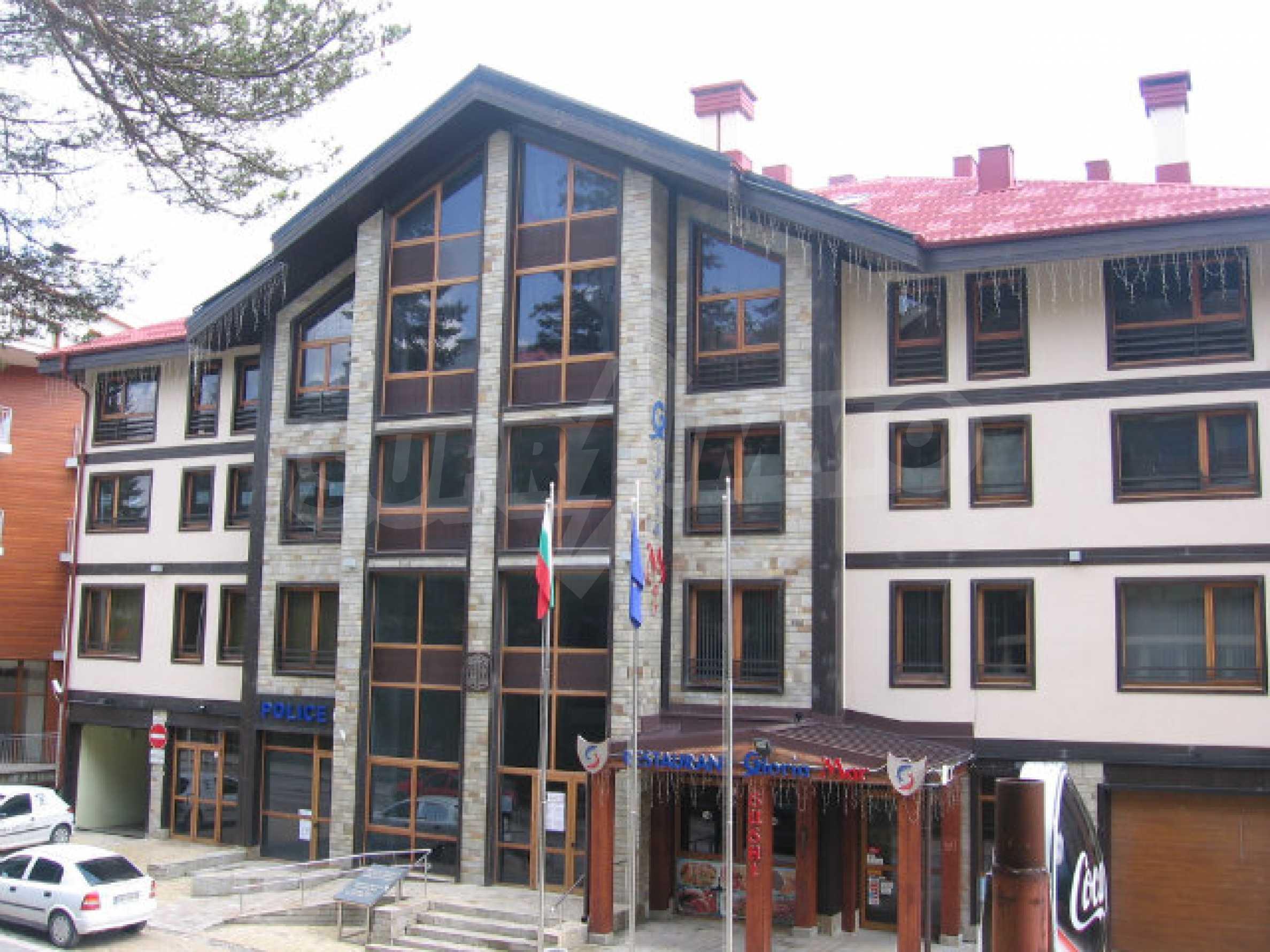 Stilvolles Apartment mit 1 Schlafzimmer in der Central VIP Residence