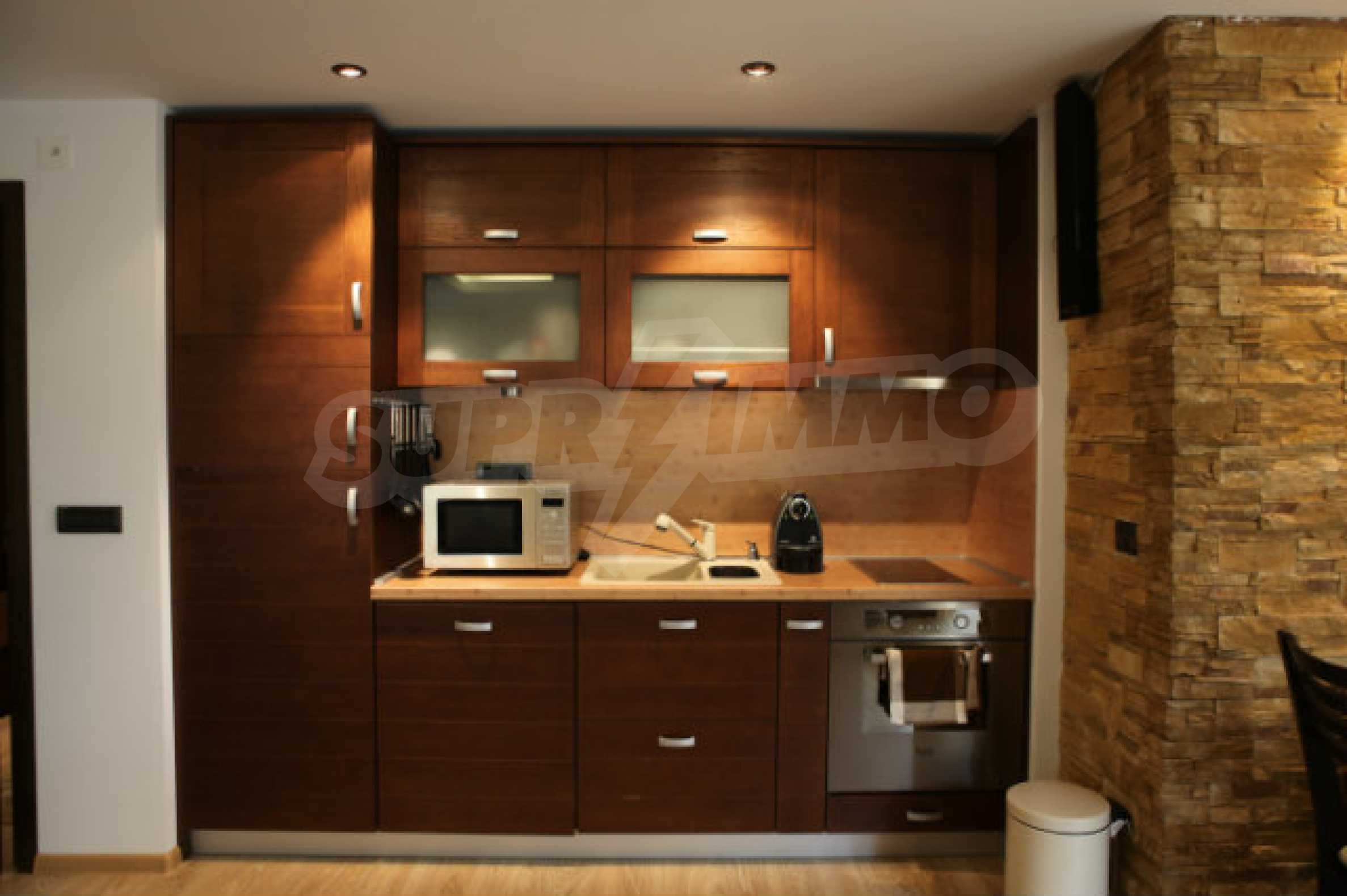 Stylish one-bedroom apartment in Central VIP Residence 1