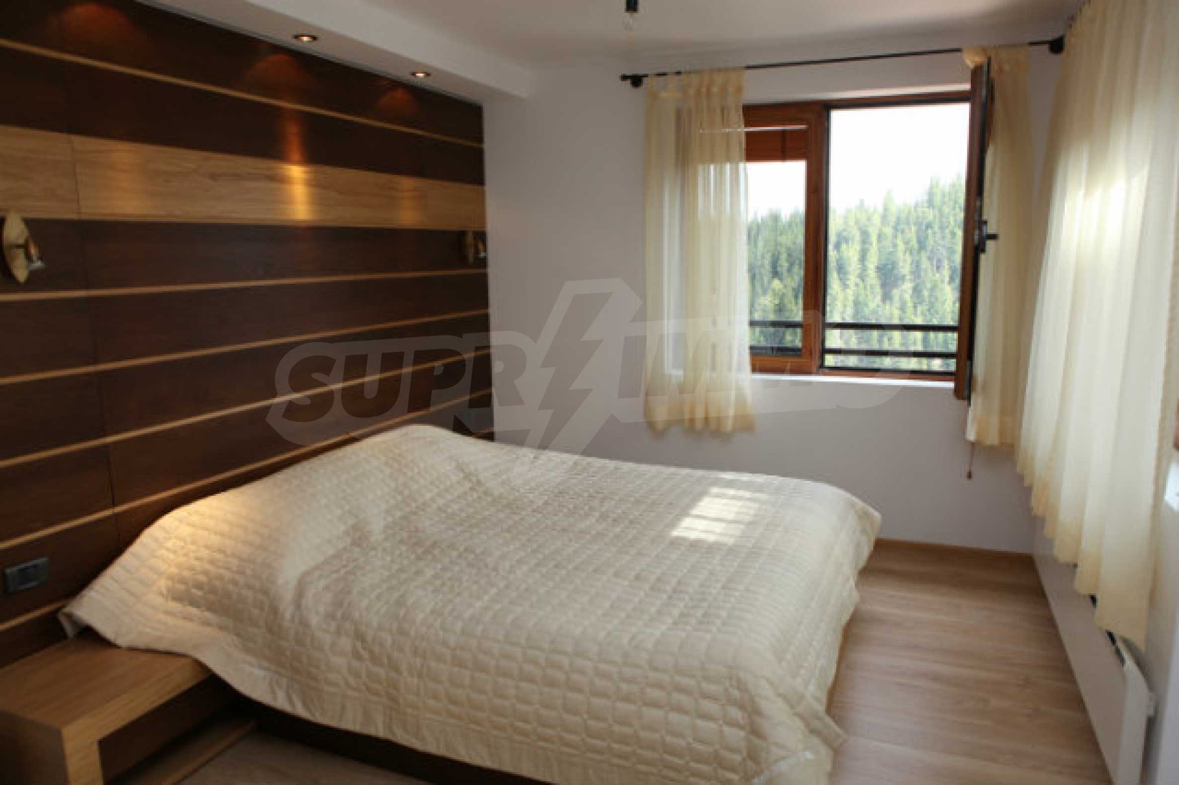 Stilvolles Apartment mit 1 Schlafzimmer in der Central VIP Residence 6