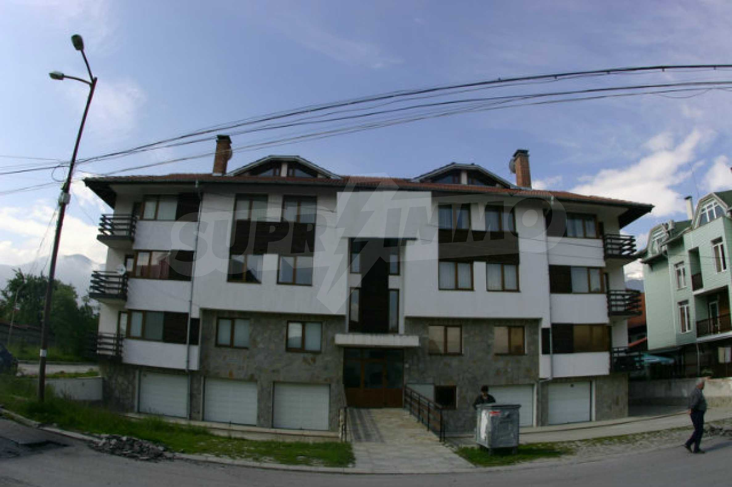 Large apartment for sale in Bansko