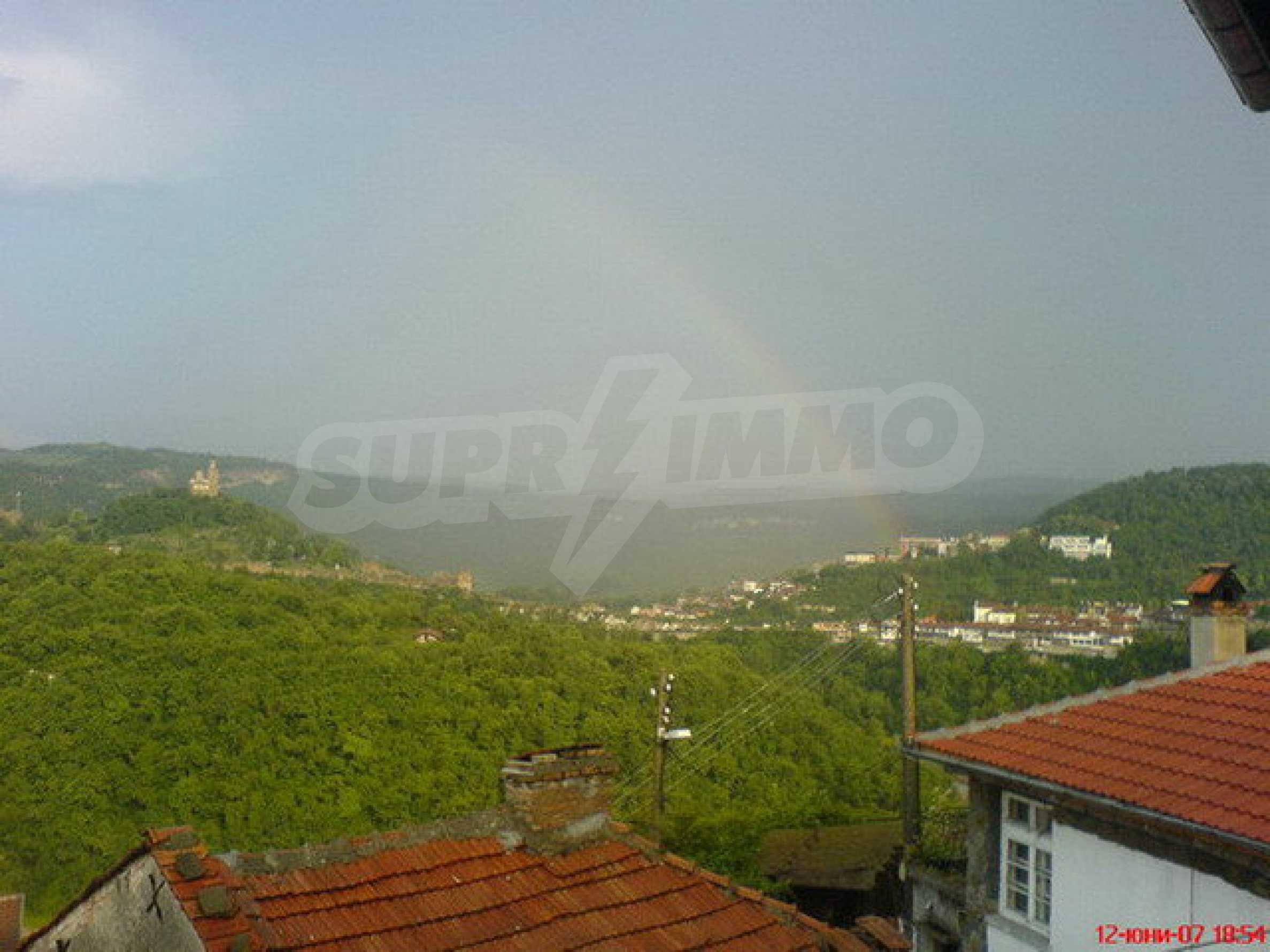 Einfamilienhaus mit Garten mit herrlichem Blick in der Altstadt von Veliko Tarnovo