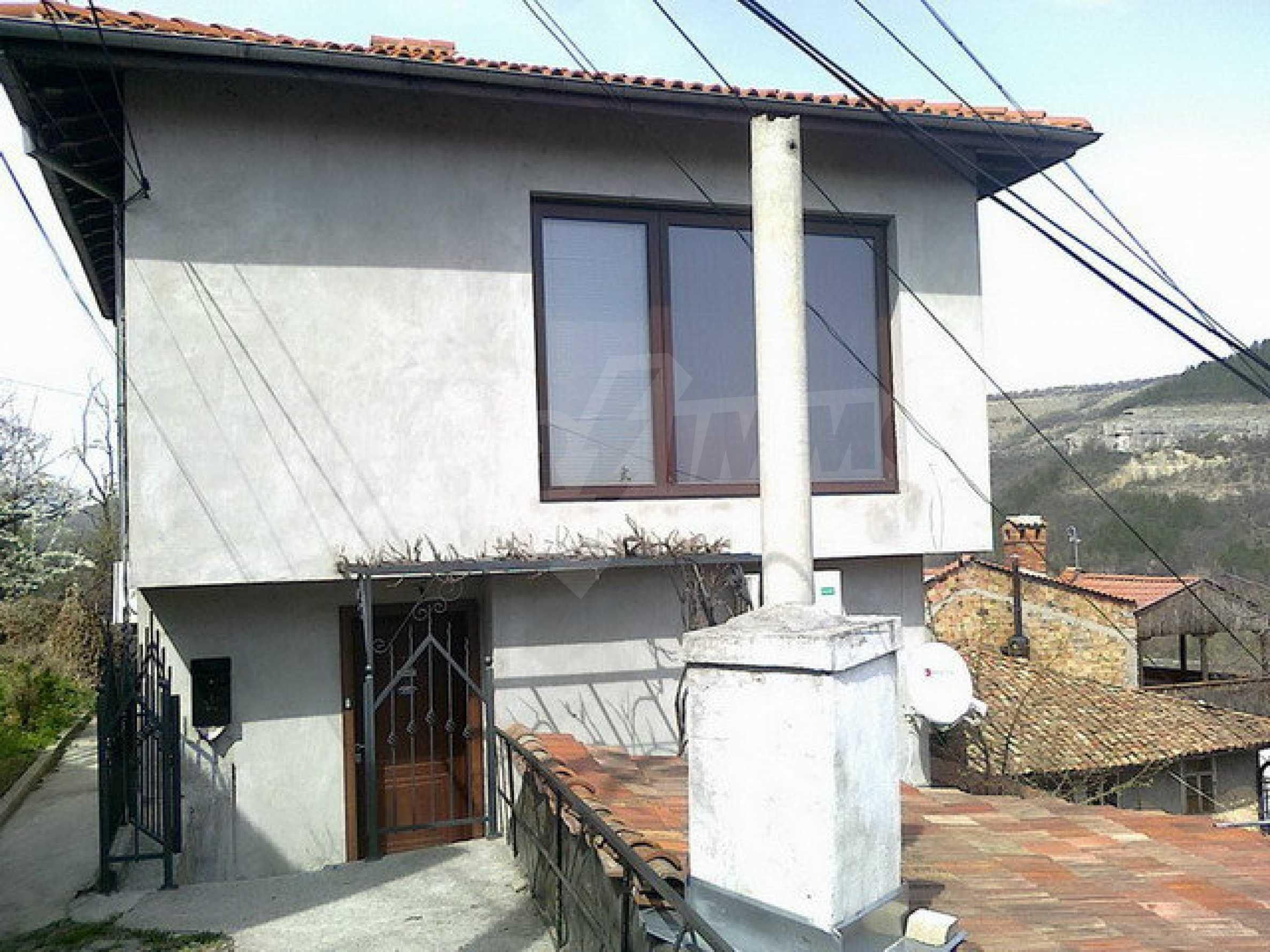 Einfamilienhaus mit Garten mit herrlichem Blick in der Altstadt von Veliko Tarnovo 46
