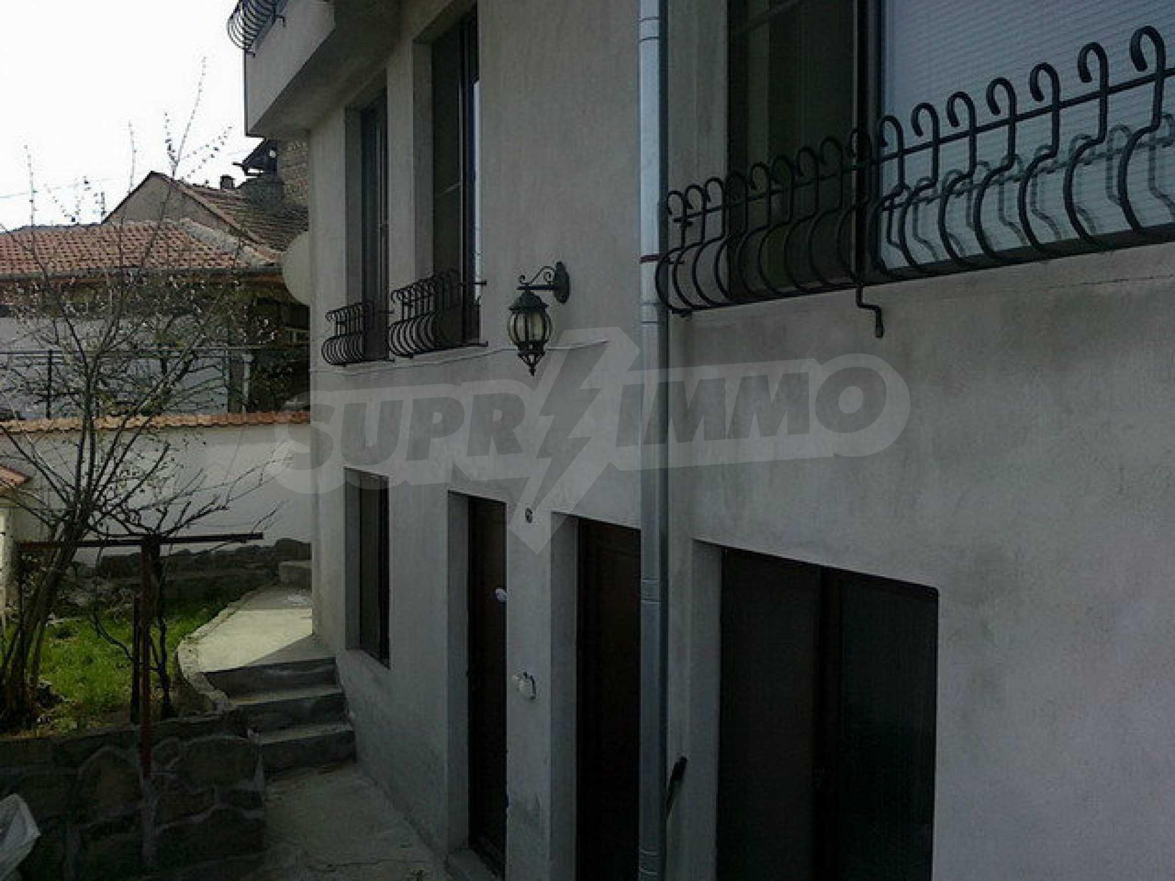 Einfamilienhaus mit Garten mit herrlichem Blick in der Altstadt von Veliko Tarnovo 49