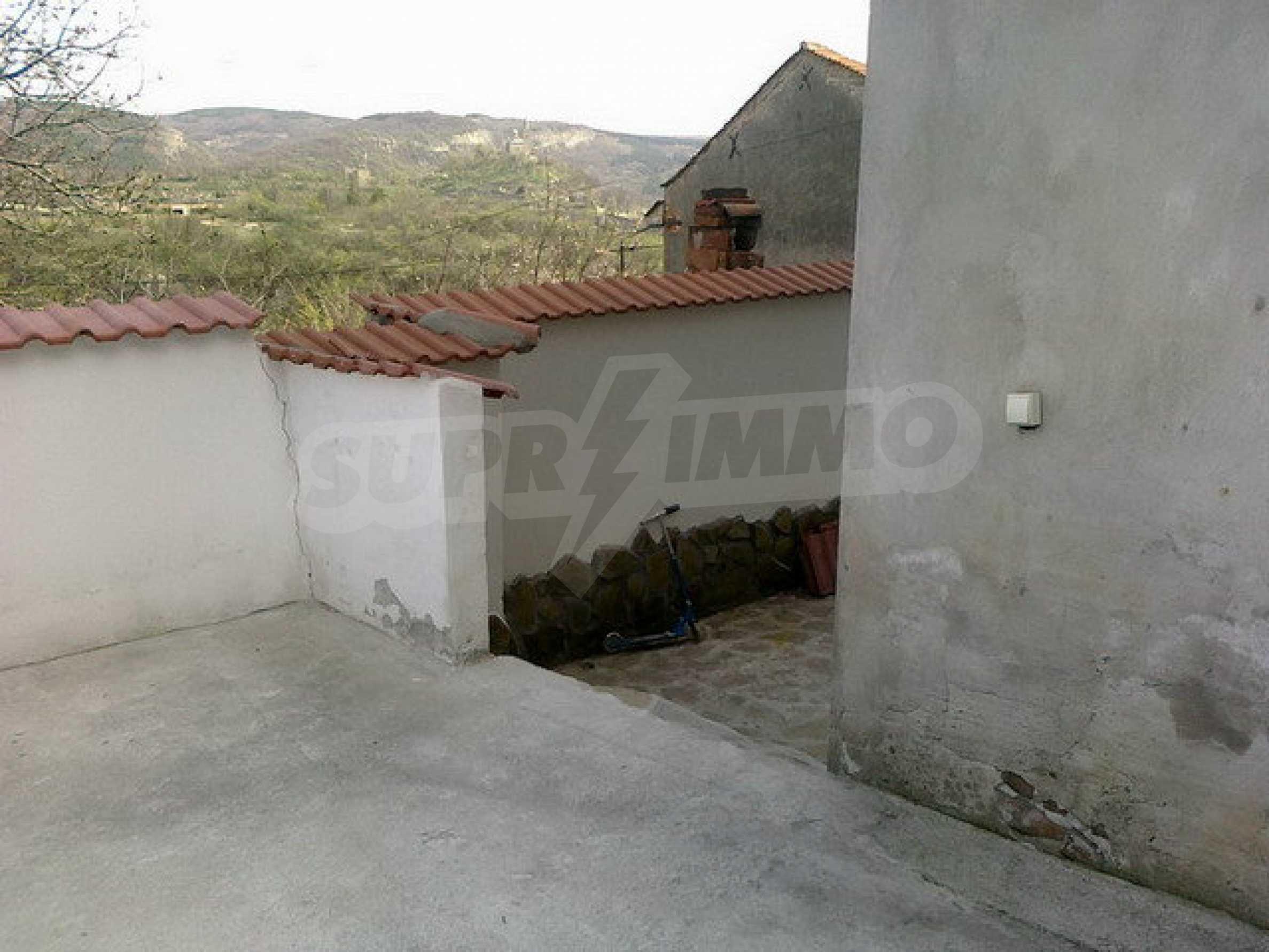 Einfamilienhaus mit Garten mit herrlichem Blick in der Altstadt von Veliko Tarnovo 52